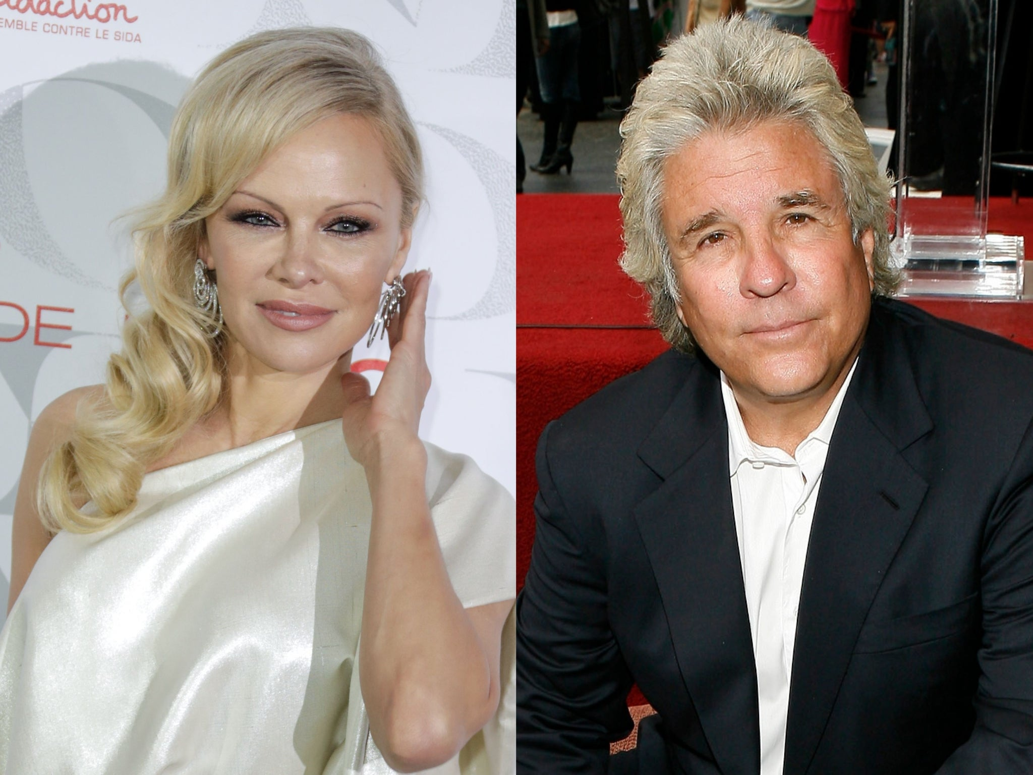 Pamela Anderson shares first photo with new husband Jon Peters since…