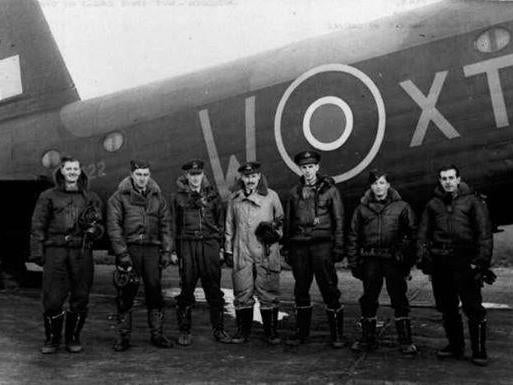 consett police - British plane from Second World War found after 70 years submerged in lake