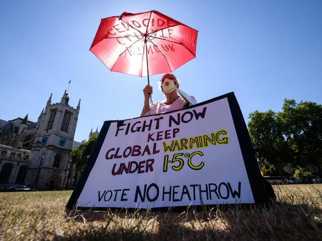 Heathrow airport wants to add a third runway but activists say noise affecting lives and health is underestimated
