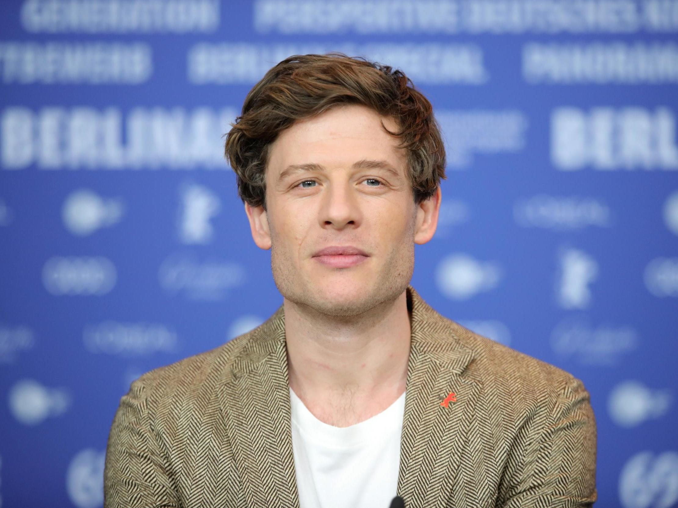 James Norton says he has to inject 'up to 15 times a day' due to type 1 diabetes