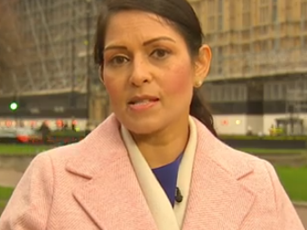 Priti Patel vows tough immigration rules ahead of government commissioned review