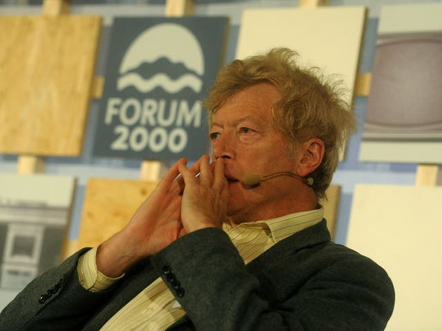 Scruton: 'I knew I wanted to conserve things rather than pull them down'