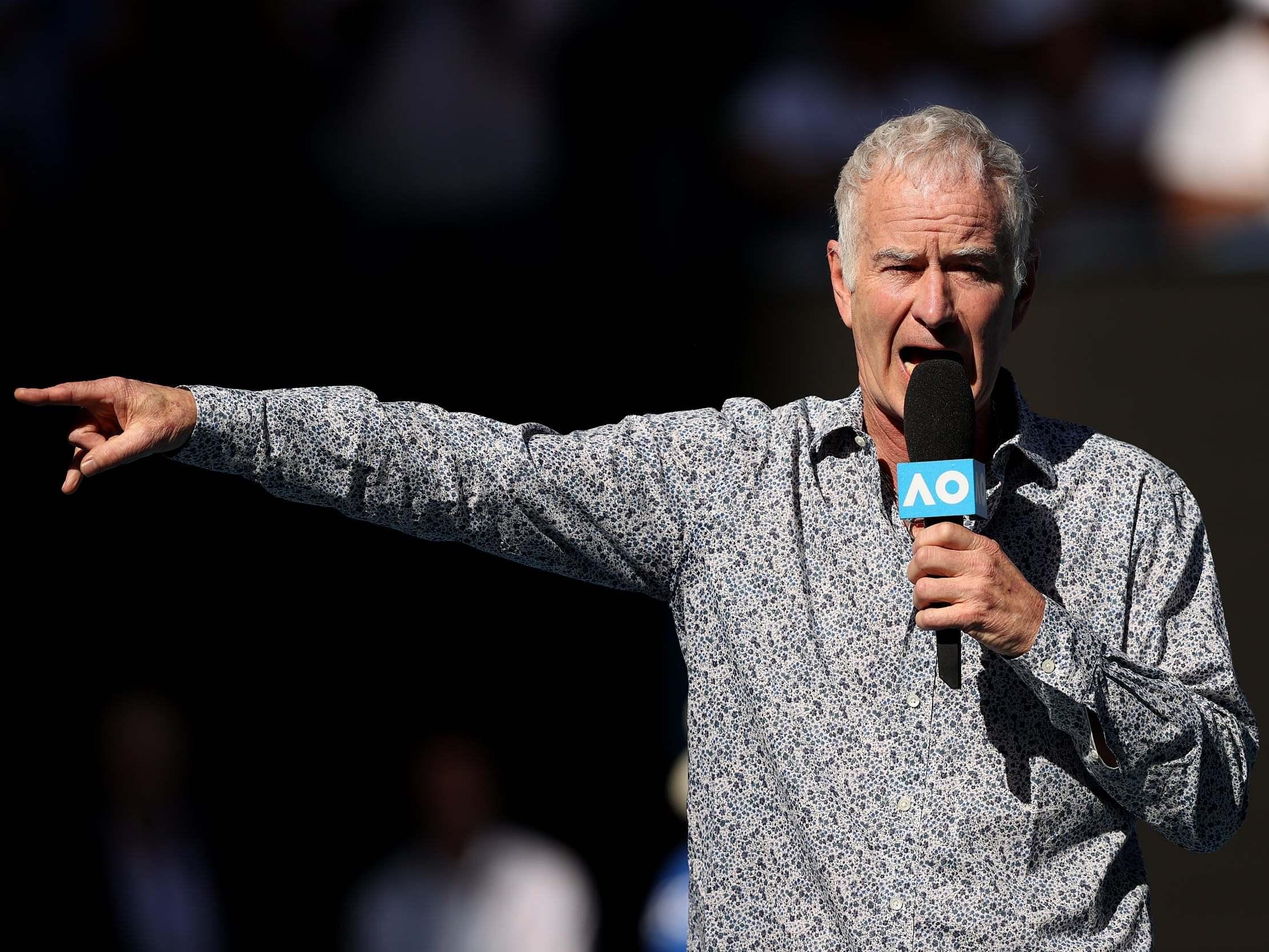 Australian Open 2020: John McEnroe condemns 'homophobic' Margaret Court to 'past where she belongs'