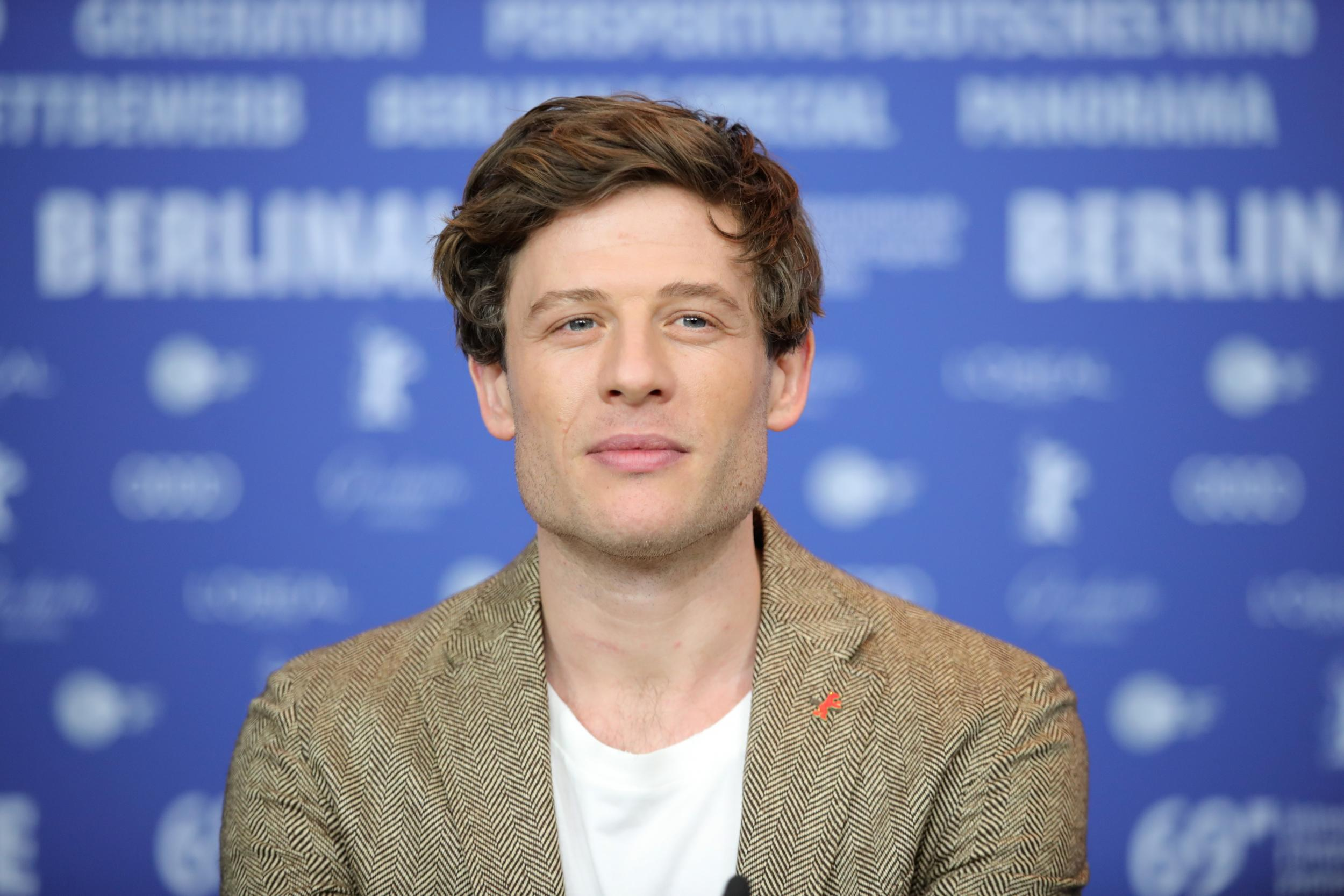 James Norton calls Bond speculation 'crazy' and 'not real' as he top…