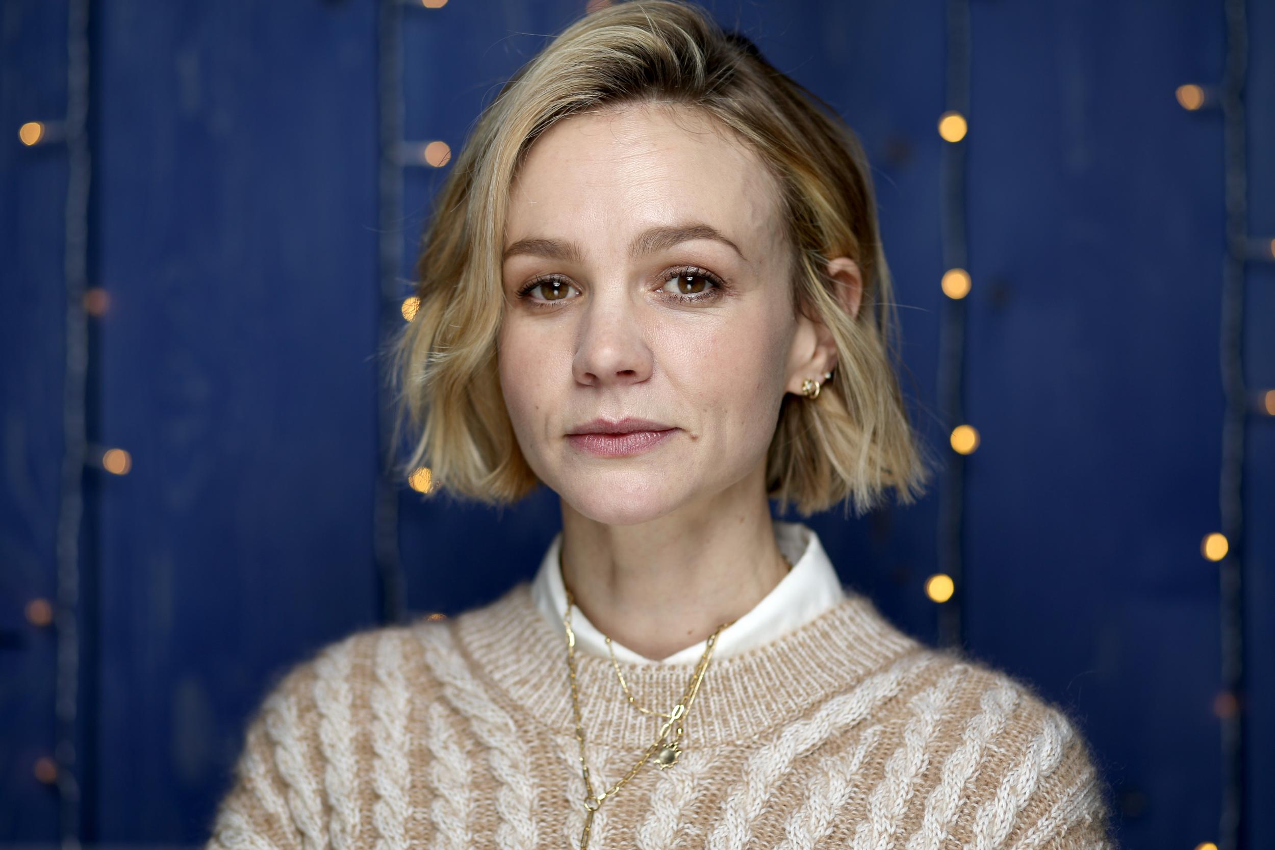 Carey Mulligan says Oscar voters should have to prove they have seen…