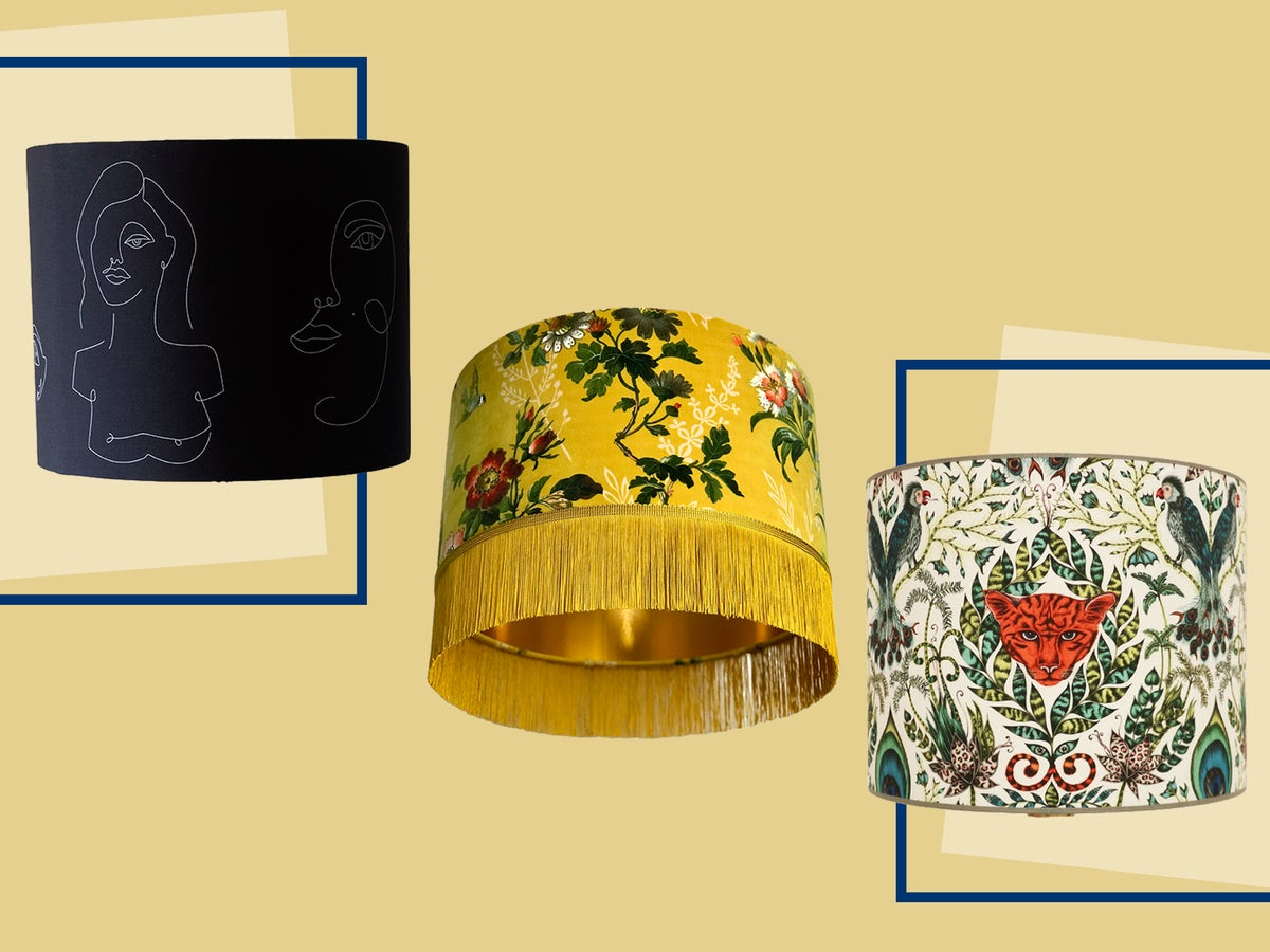 Best Lampshades To Light Up Your Living Space The Independent