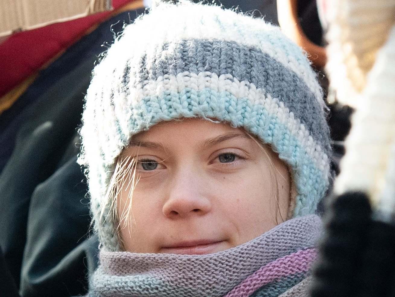 Steve Mnuchin's wife defends Greta Thunberg after US treasury secret…