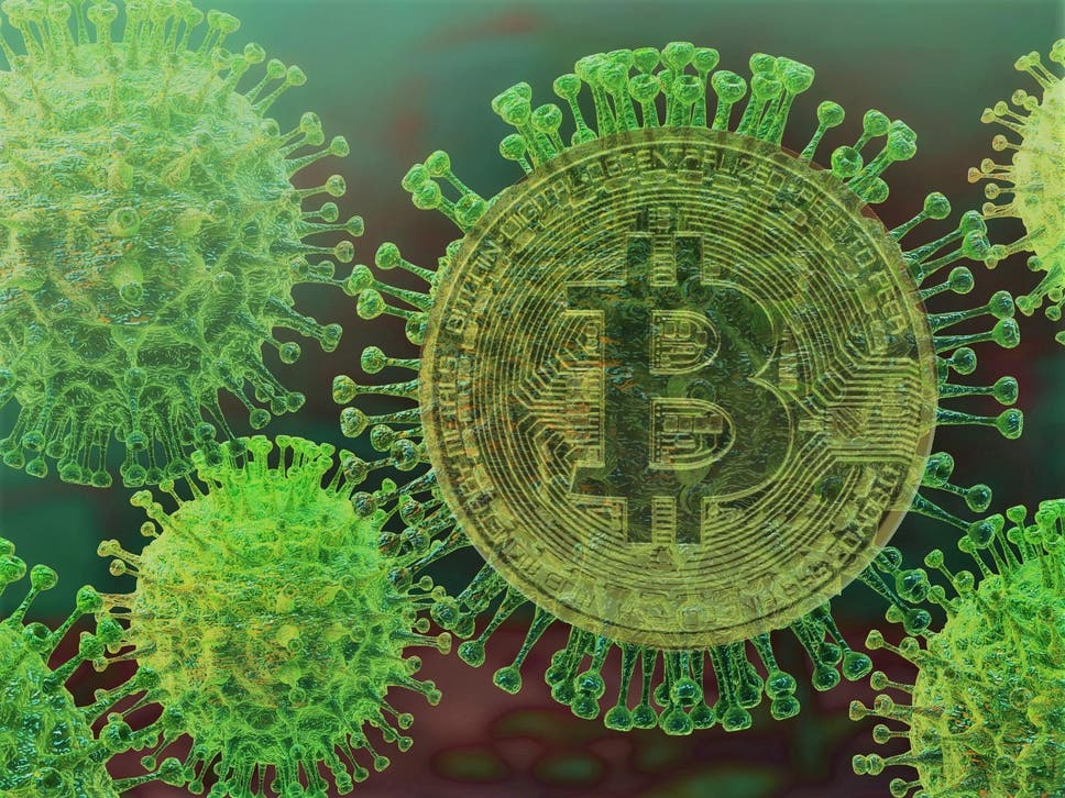 Bitcoin price hit by dramatic value fluctuations amid coronavirus panic buying and selling
