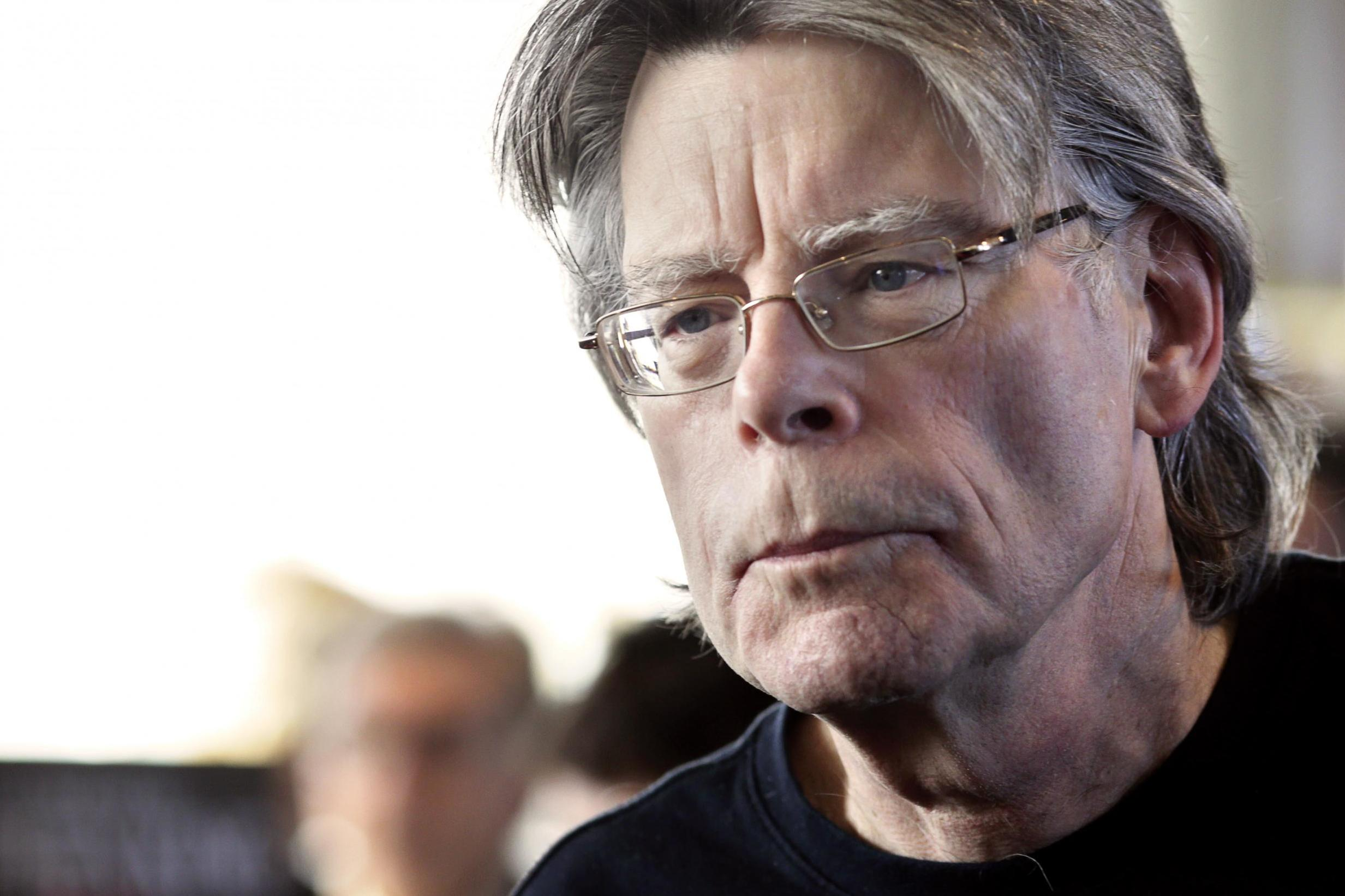 Stephen King responds to criticism of his 'ignorant' comments about diversity in art: The game is 'rigged in favour of white folks'