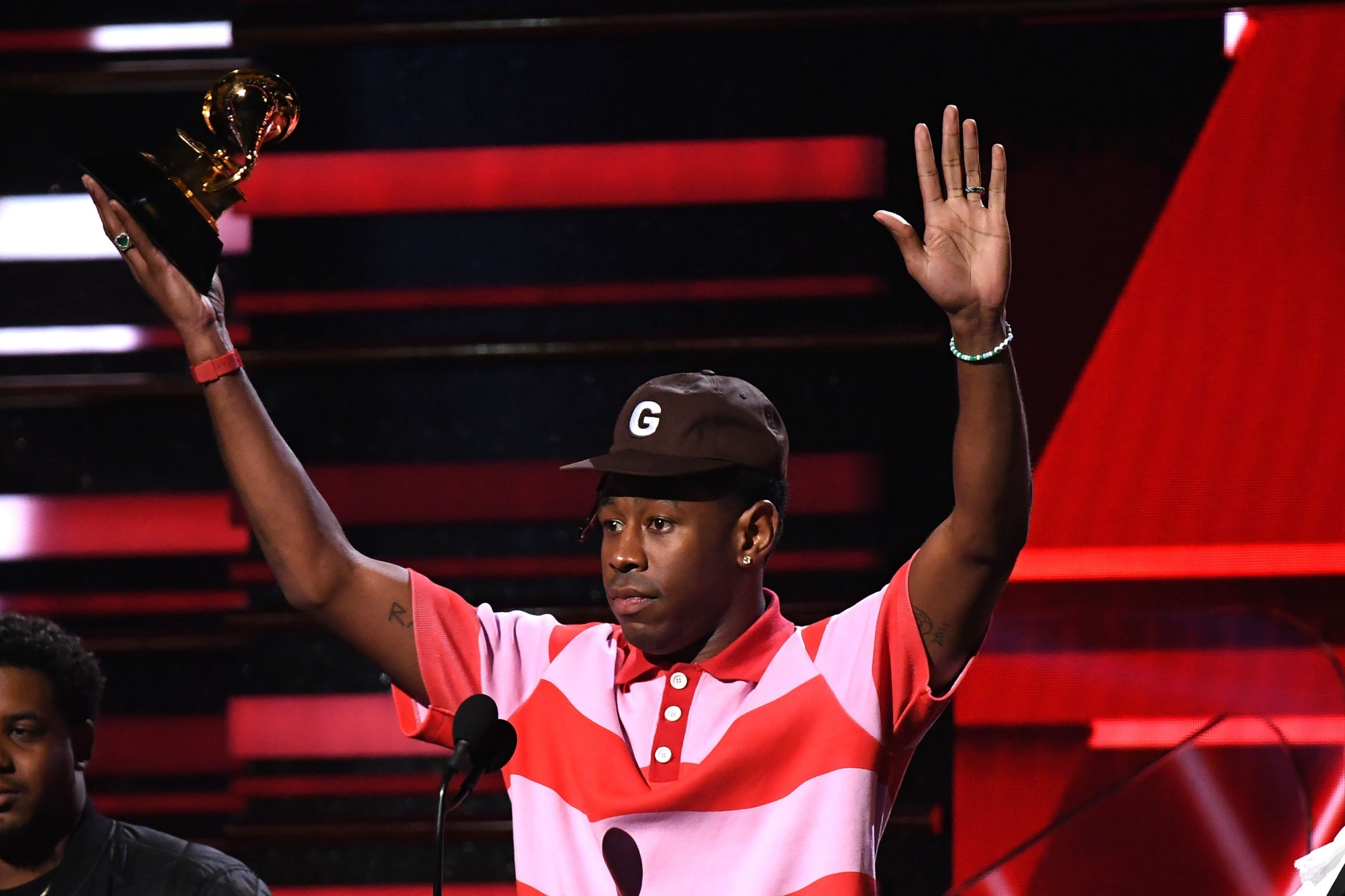 Tyler the Creator saved a tweet from nine years ago that claimed he'd never win a Grammy