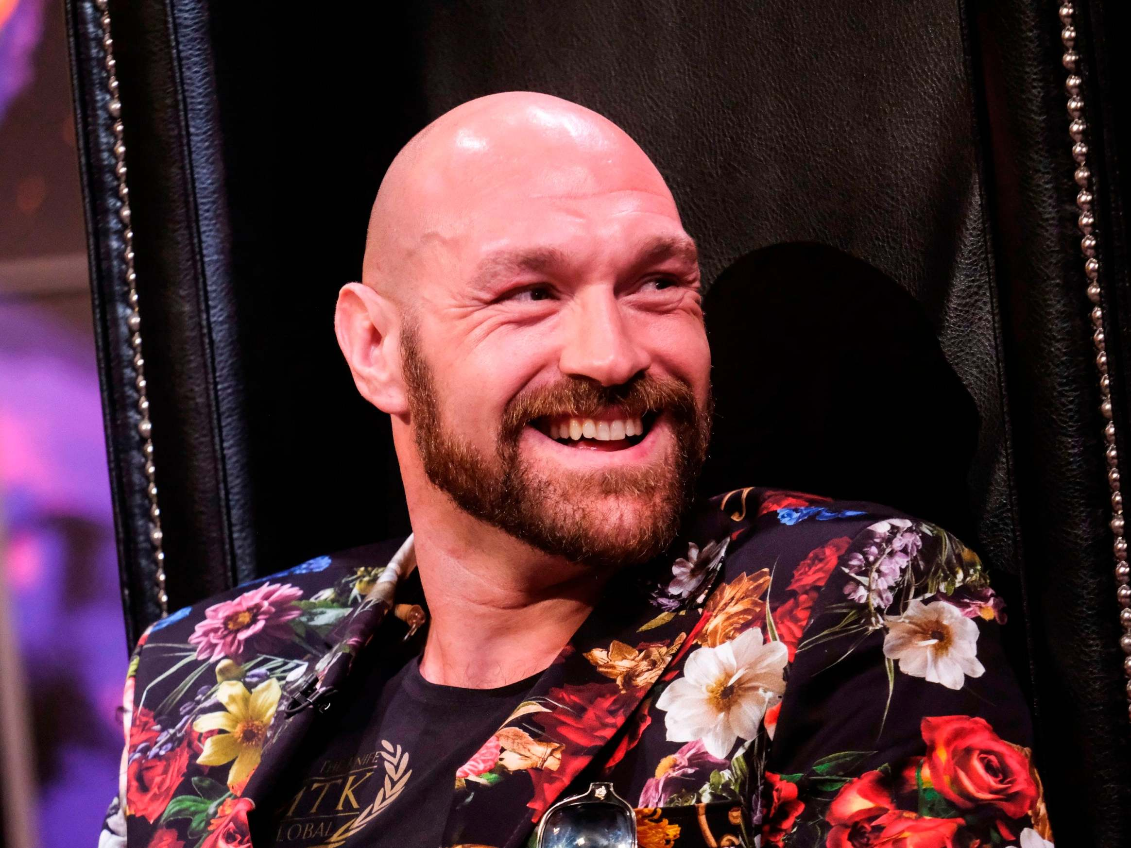 Fallouts, bloody endings and leotards: the fast life of Tyson Fury finally leads him back to Deontay Wilder