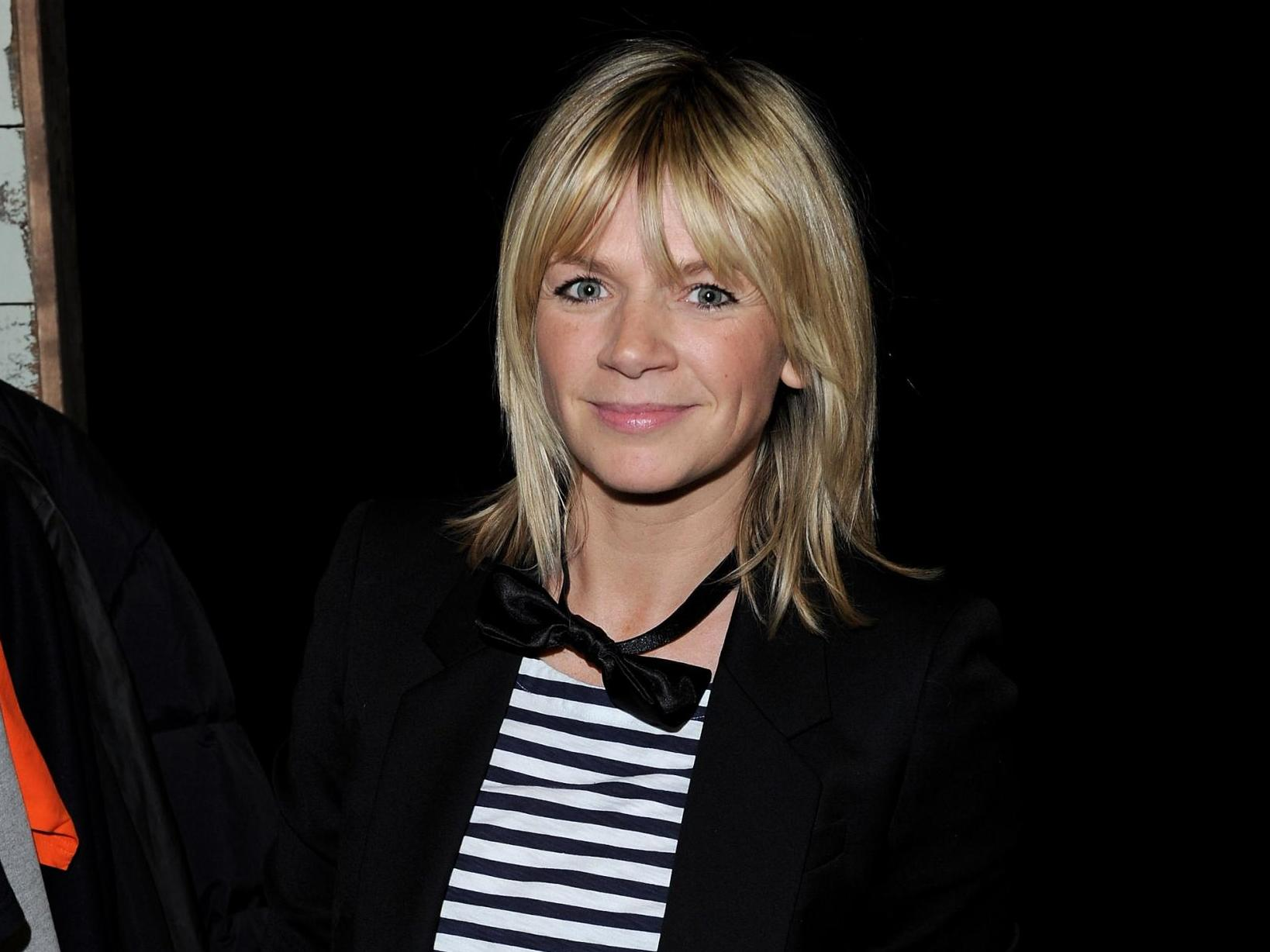 Zoe Ball spent two years 'in shock' after death of boyfriend Billy Yates