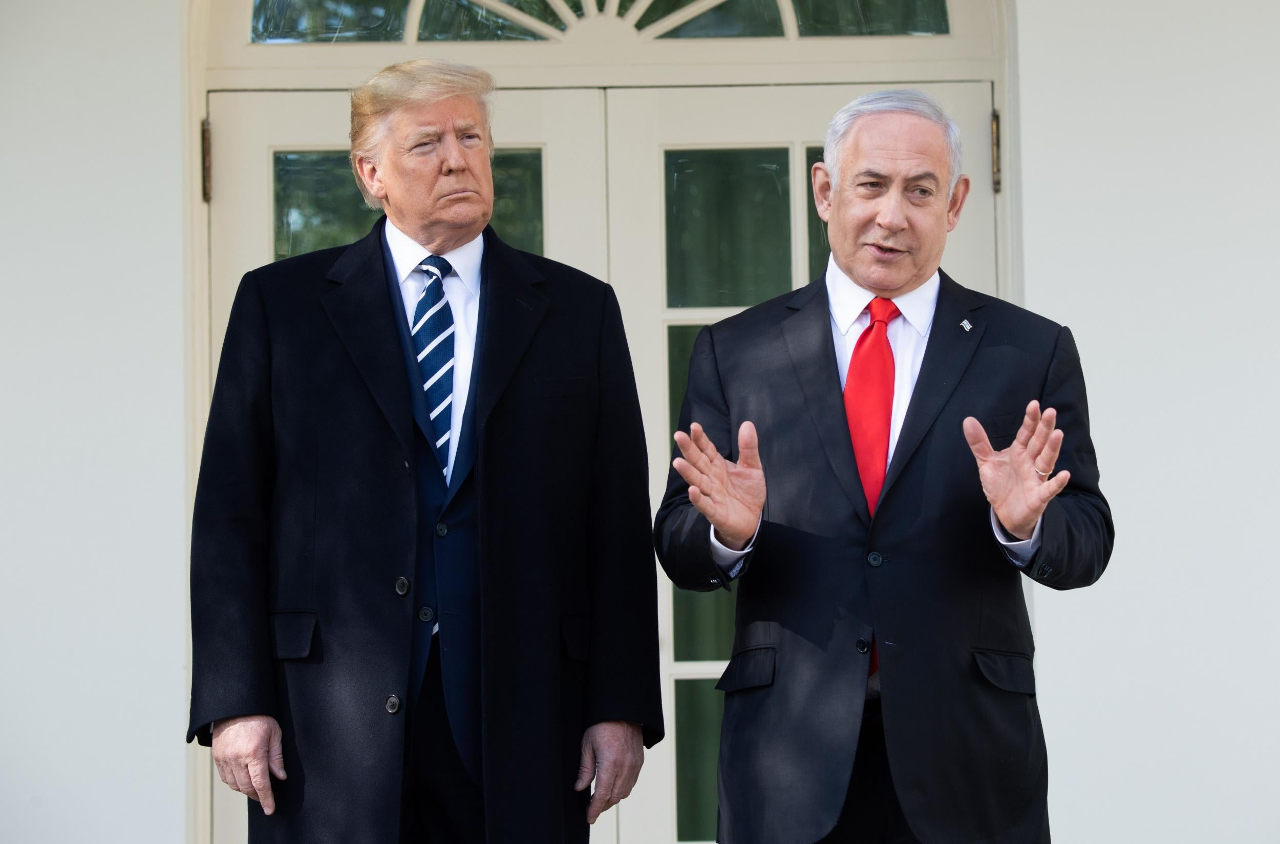 Netanyahu drops request for immunity from corruption prosecution, ahead of Trump peace deal launch in DC - independent