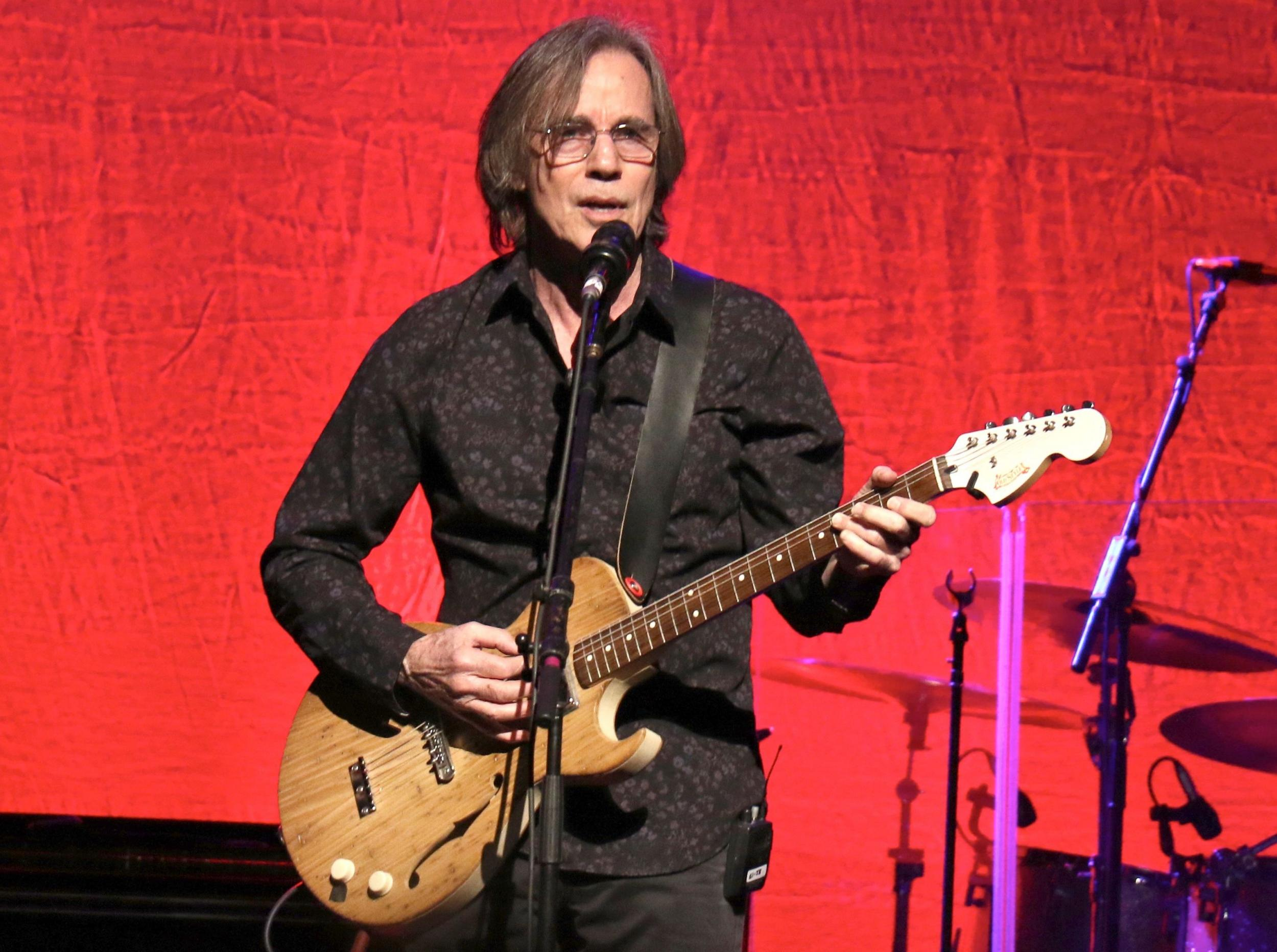 Jackson Browne: 'My generation were idealistic and naive but we were…