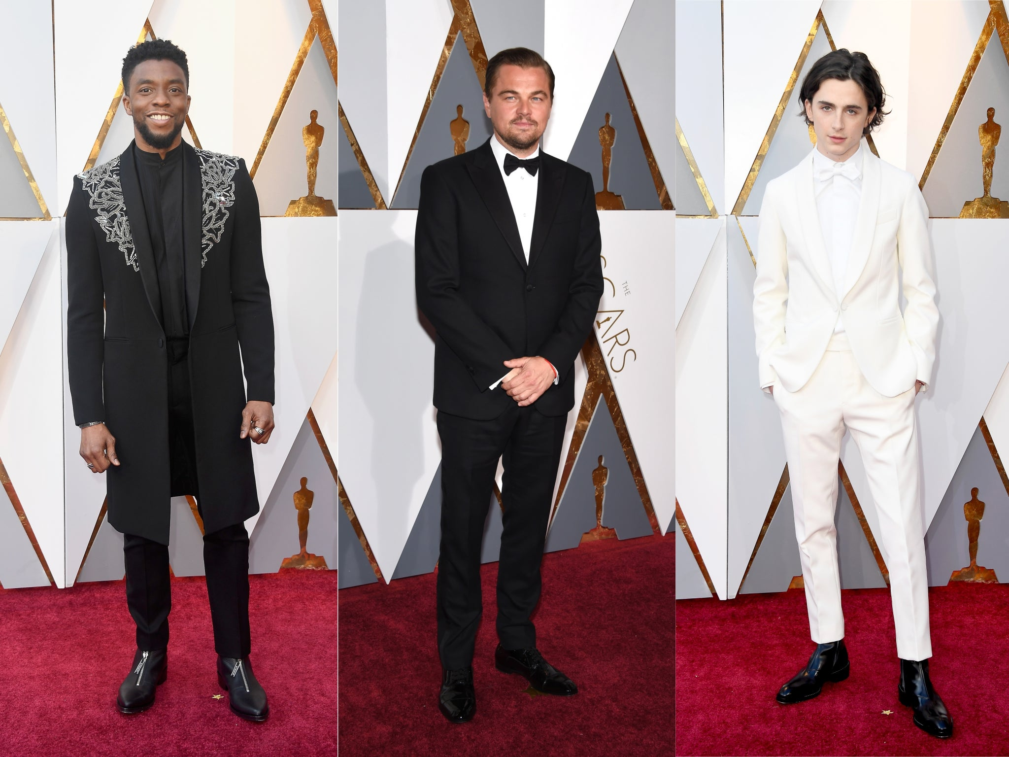 Oscars 2020: The best-dressed men of all time, from Leonardo DiCaprio to Timothée Chalamet