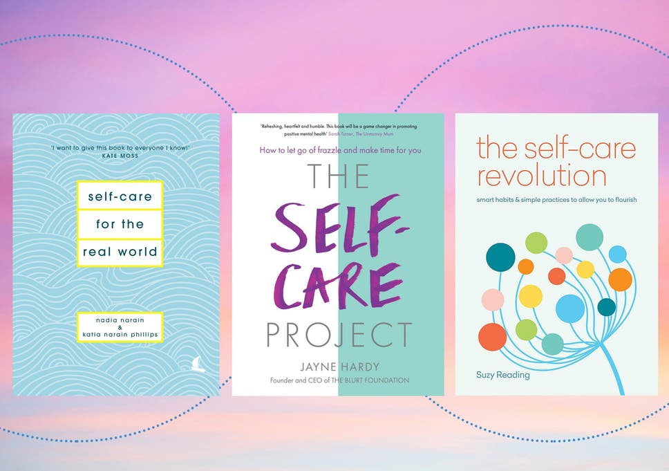 Mental Health Awareness Week Best Self Care Books To Read During