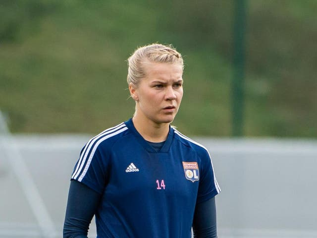 Ada Hegerberg is out for the long-term with a knee injury