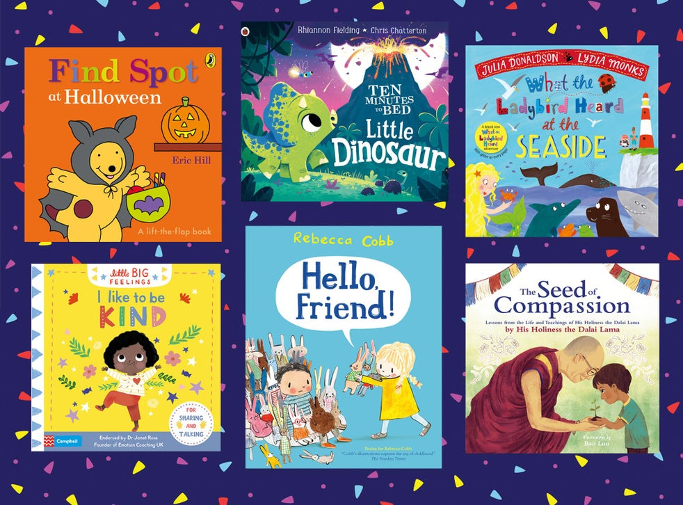 The best books to read your children in 2020, from Julia