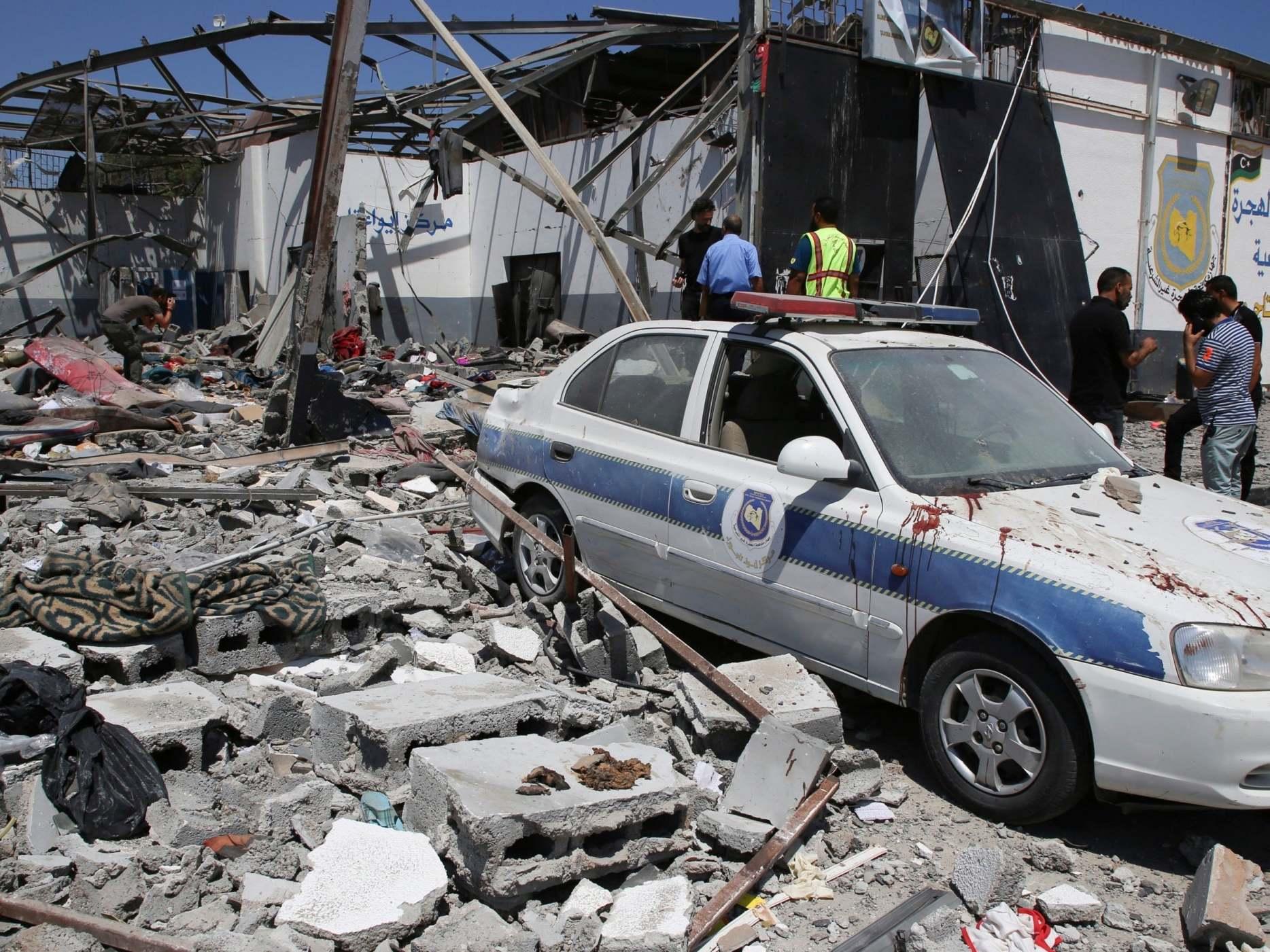 Libya heading towards 'full-blown' war despite ceasefire - independent
