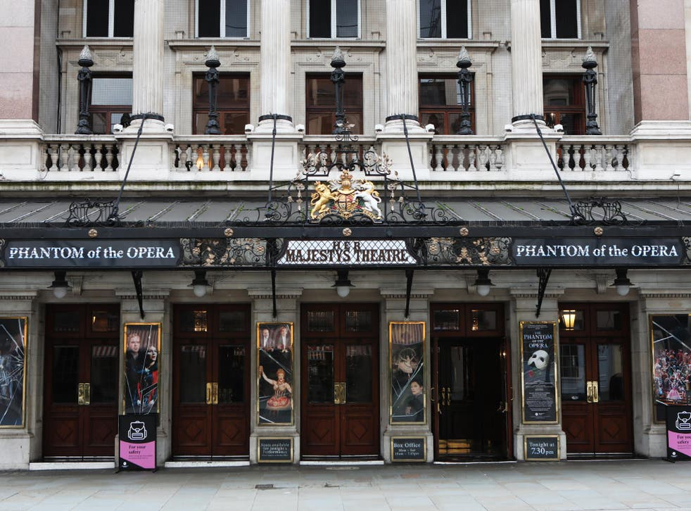 The Phantom of the Opera has been running at Her Majesty's Theatre in London for over 30 years