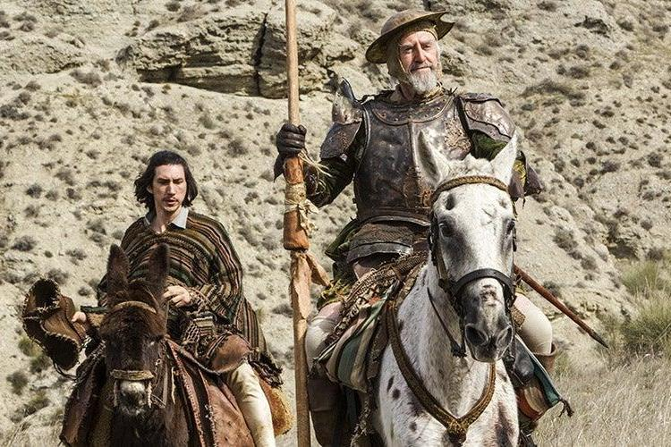 The Man Who Killed Don Quixote review: Terry Gilliam's passion project is wildly out of touch