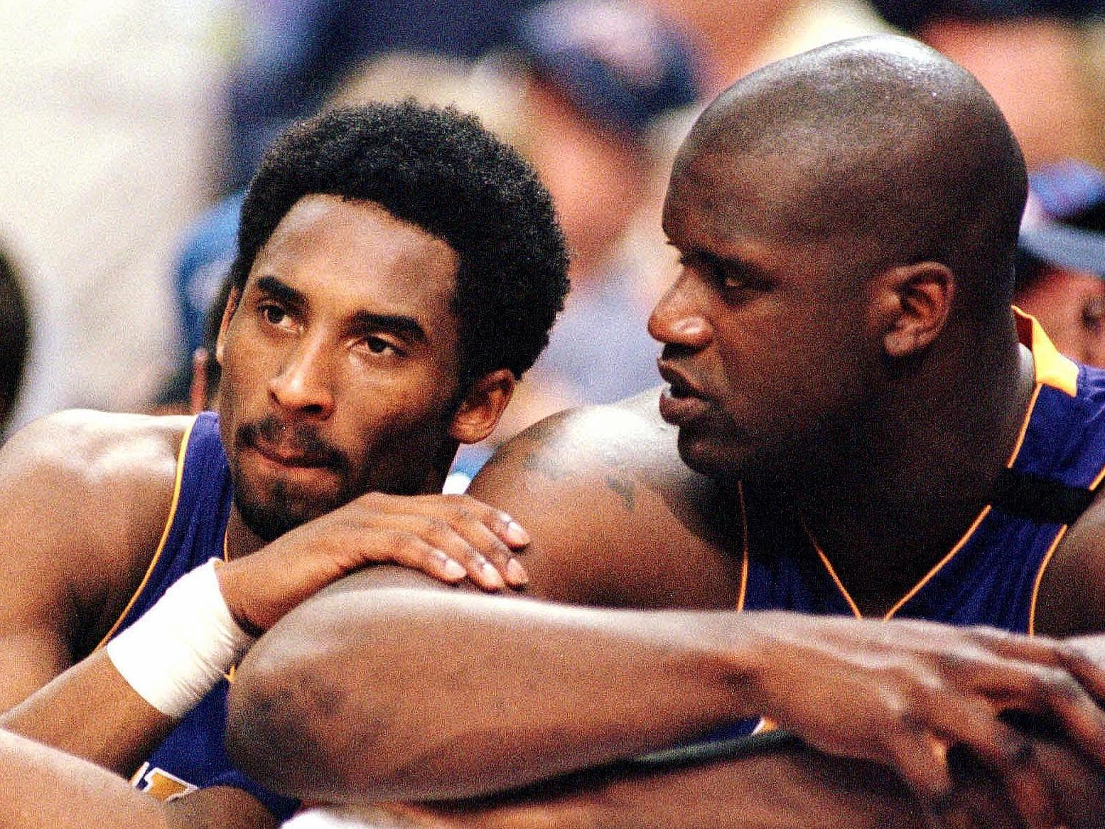 Kobe Bryant death: Shaquille O'Neal admits his 'spirit just left his body' in emotional tribute to former Los Angeles Lakers teammate