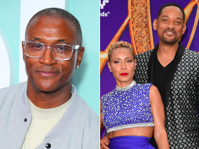 Tommy Davidson claims he almost 'came to blows' with Will Smith over Jada: 'He went all gangsta on me'