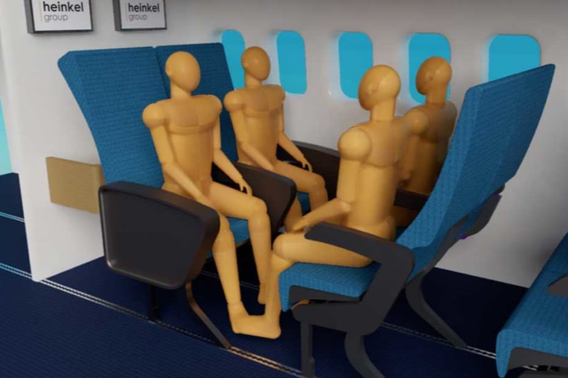 The Flex Lounge: social seating or awkward nightmare?