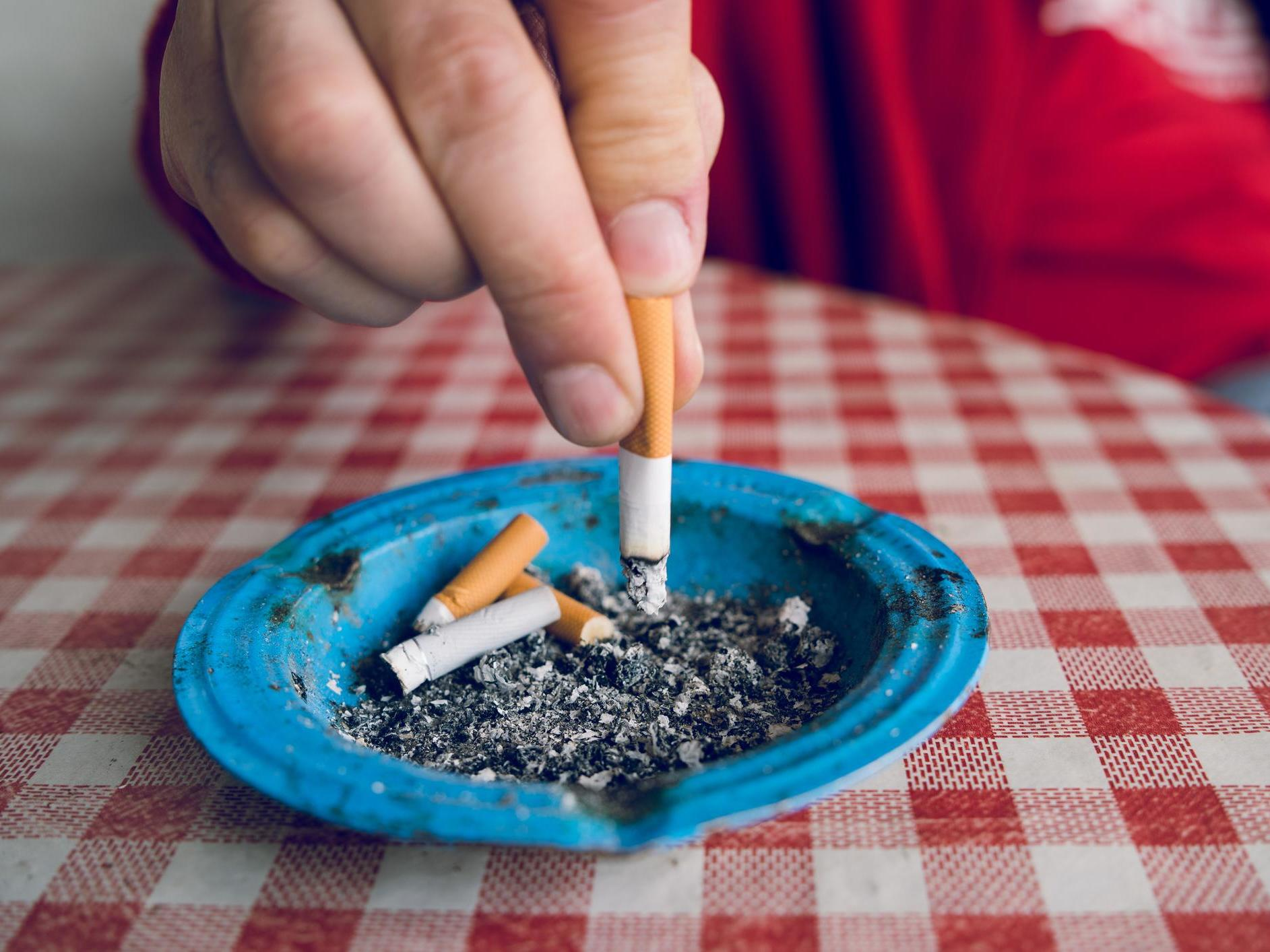 'The true cost of smoking': Grandmother's comparison of food shop to cost of cigarettes goes viral