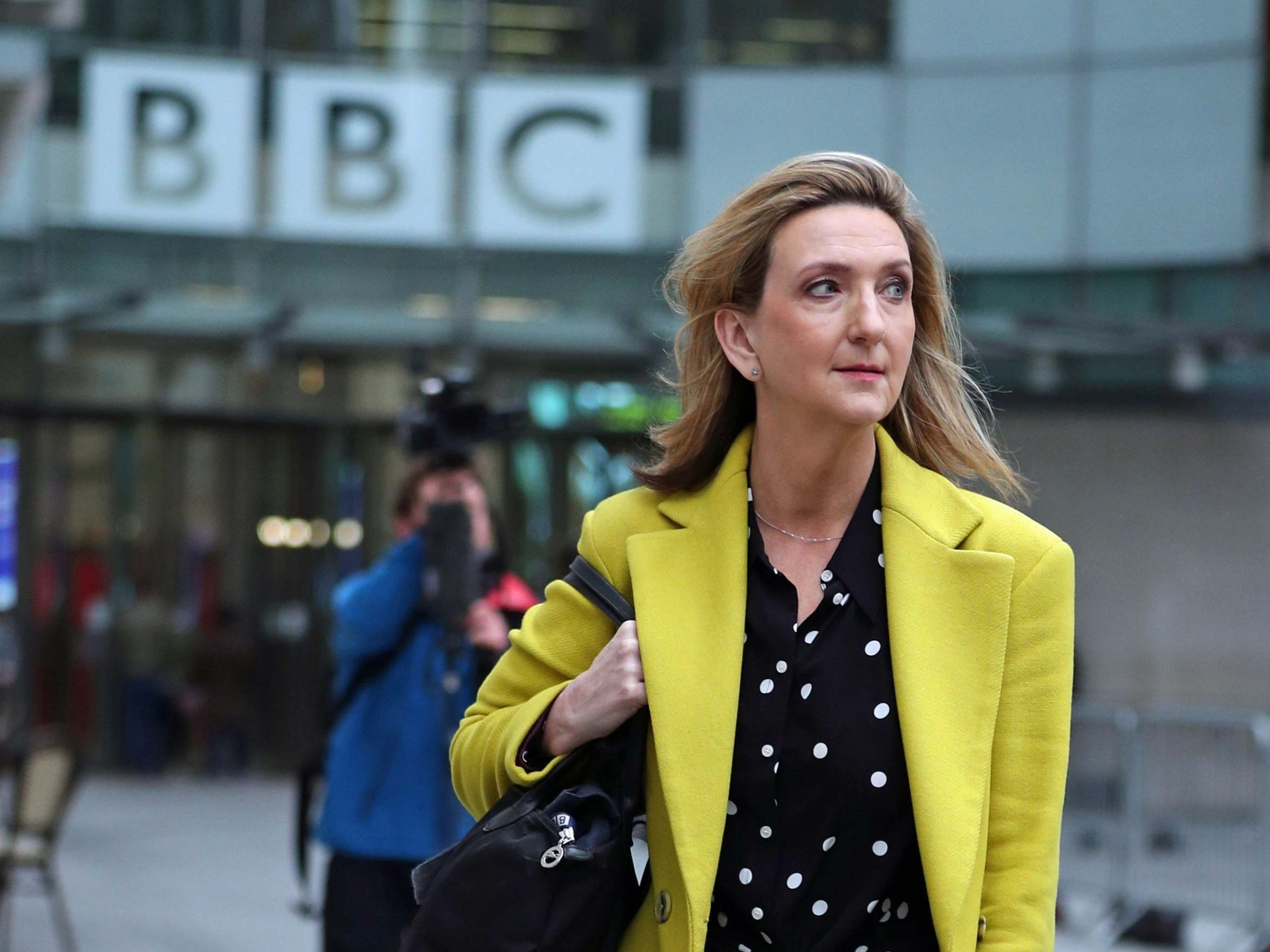 Bbc Cuts Victoria Derbyshire Accuses Corporation Of Unclear Targets The Independent The Independent