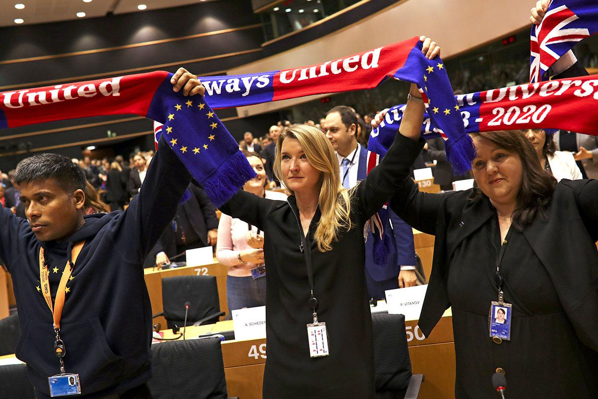 I'm one of Britain's last ever MEPs - Remainers like us cannot give up the fight for Europe