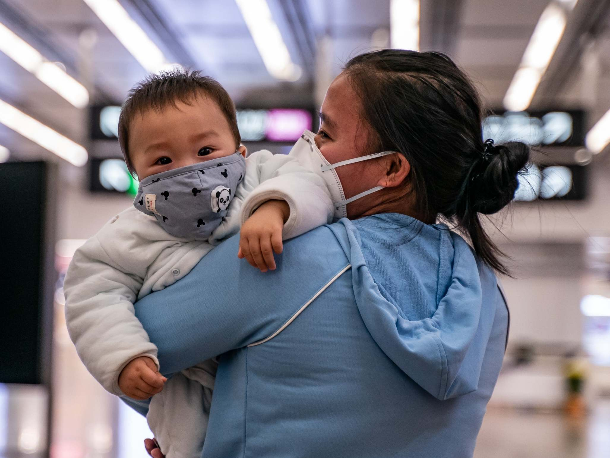 Coronavirus news - live: Outbreak declared international health emergency by WHO, as experts say UK risk has risen photo