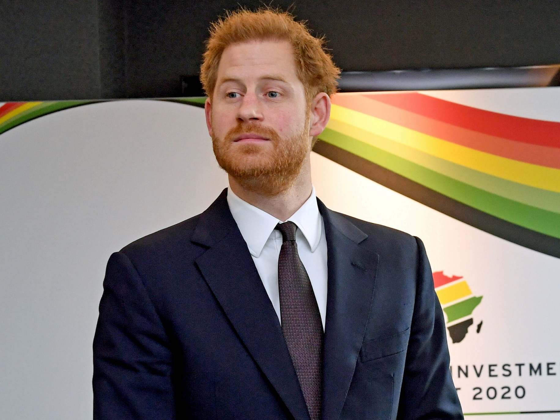 Prince Harry arrives in UK for last round of royal engagements