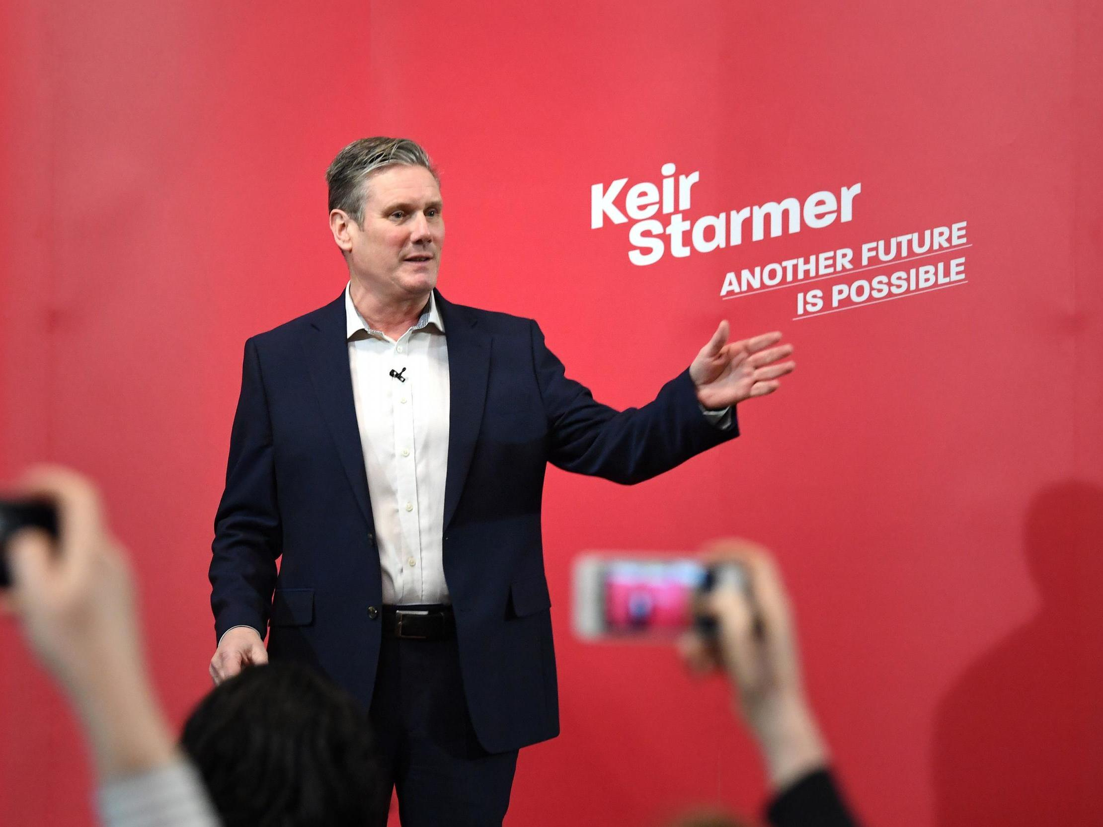 John Rentoul: Keir Starmer may find it surprisingly easy to unite the Labour Party