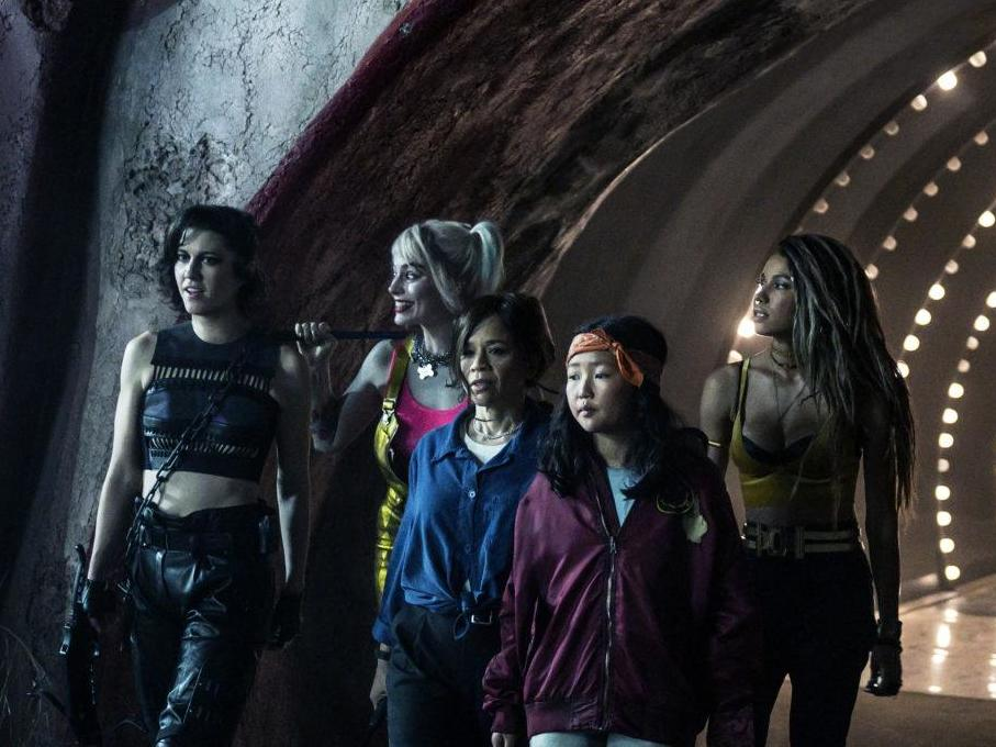 Birds Of Prey Is The Girl Gang Movie Harley Quinn Deserves The Independent The Independent