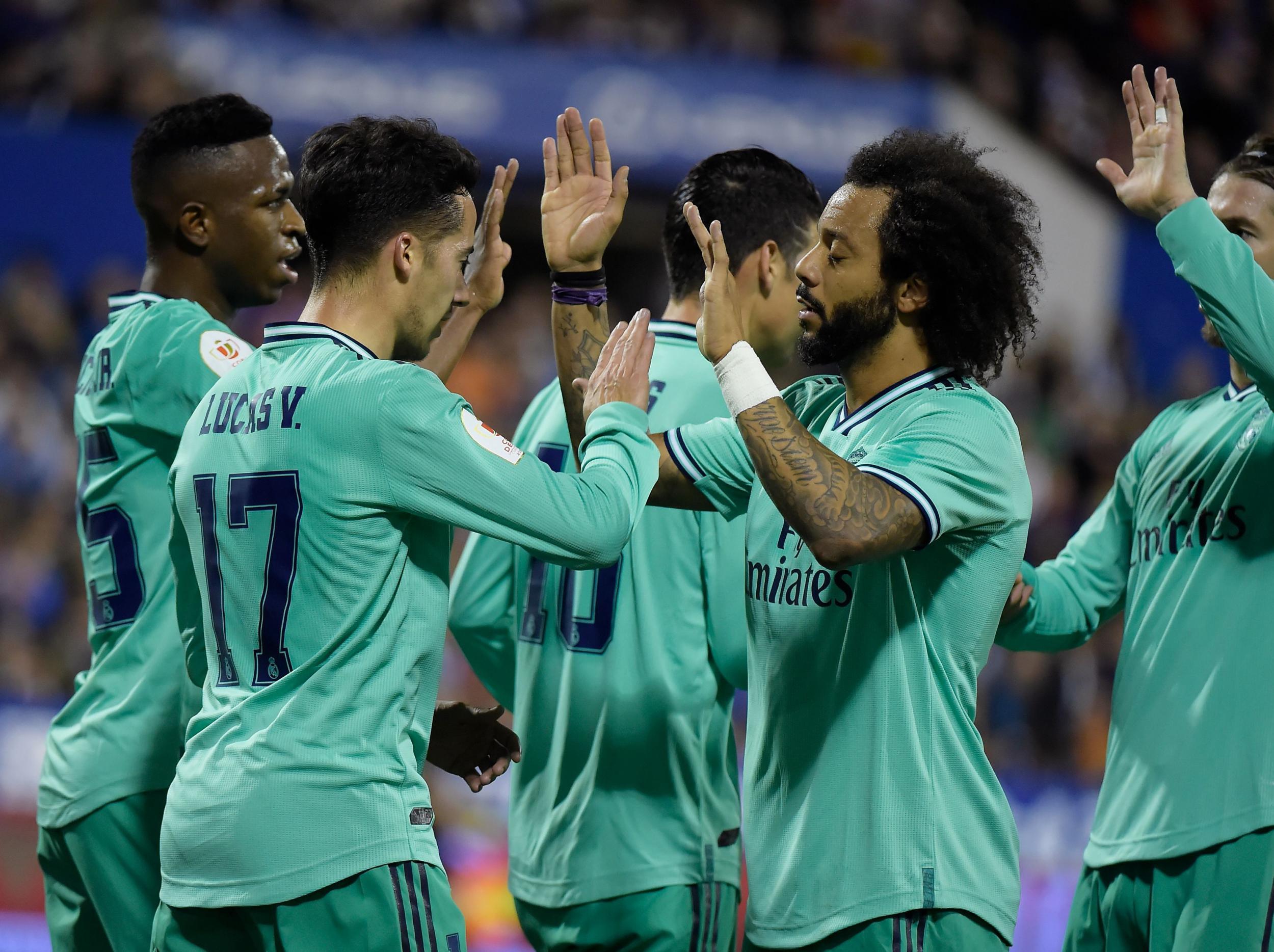 Real Madrid vs Atletico predicted line-ups: Team news ahead of La Liga fixture today