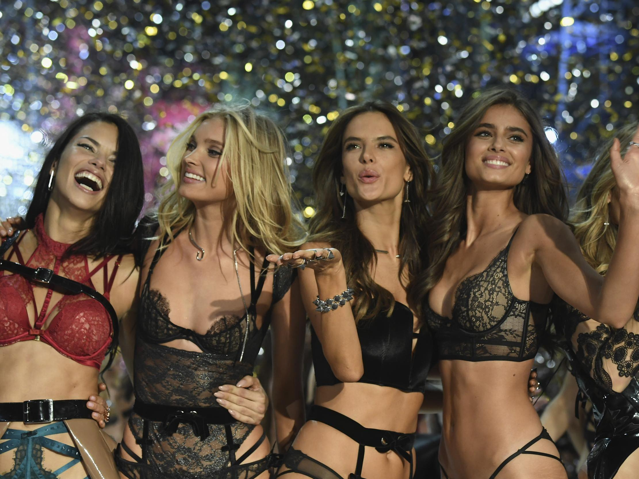 Victoria's Secret criticised for waste after dumping hundreds of bras
