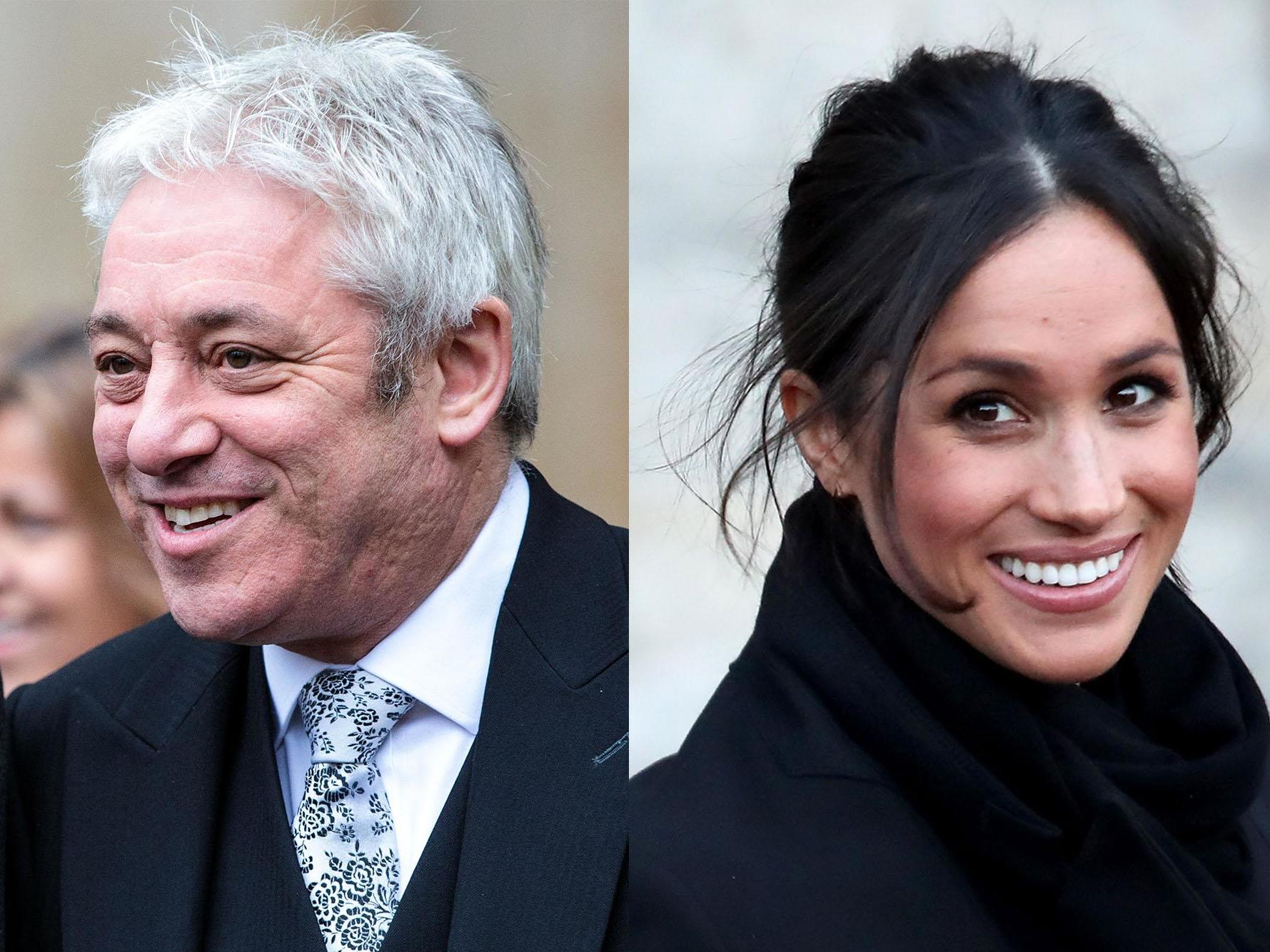 Meghan Markle is a victim of racism, sexism and misogyny, says John …