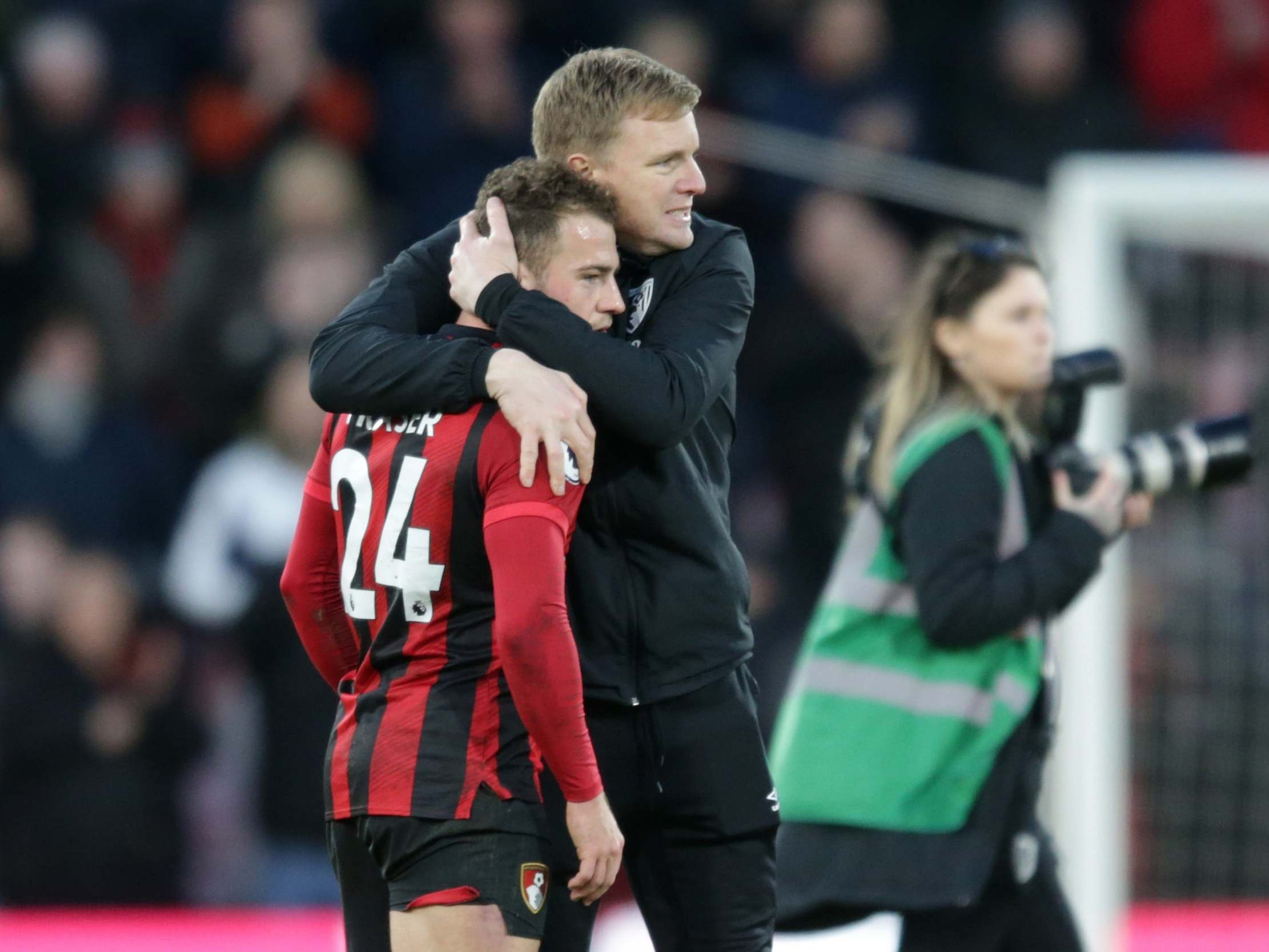 Bournemouth vs Crystal Palace predicted line-ups: Team news ahead of Premier League fixture tonight thumbnail