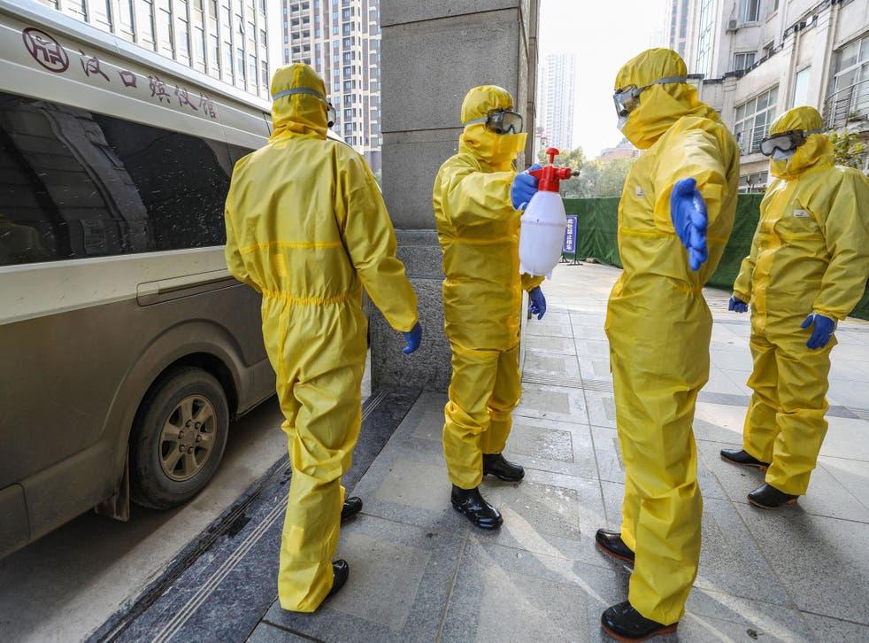 Related video:  WHO declares international health emergency over 'unprecedented outbreak'