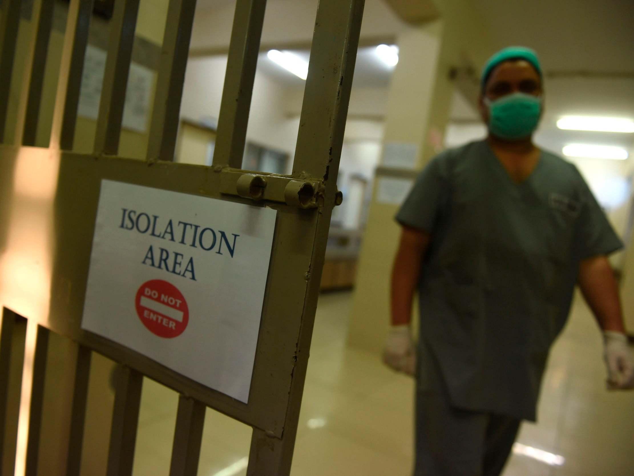 Coronavirus fallout hits pensions and ISAs as investors urged not to flinch