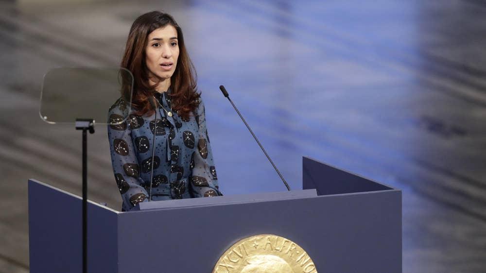 Nadia Murad, 2018