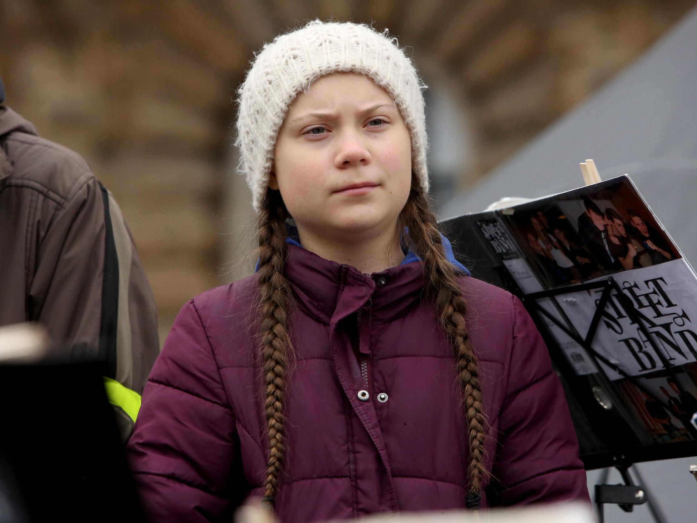 Greta Thunberg could become only the 18th woman to win Nobel Peace Prize in 118 years