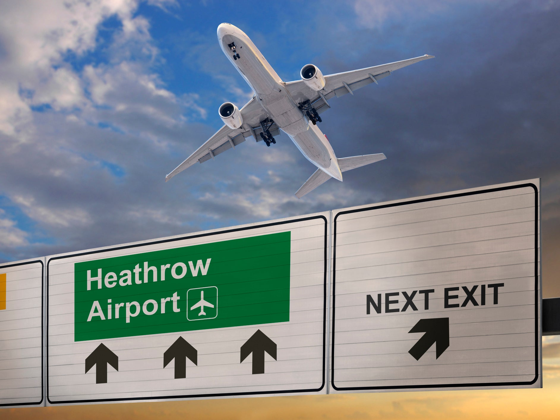 Climate change crisis: Flying is 'not the enemy' Heathrow boss insists