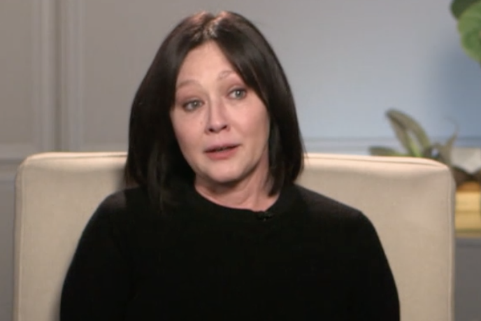 Shannen Doherty reveals stage four cancer diagnosis: 'It's a bitter pill to swallow'