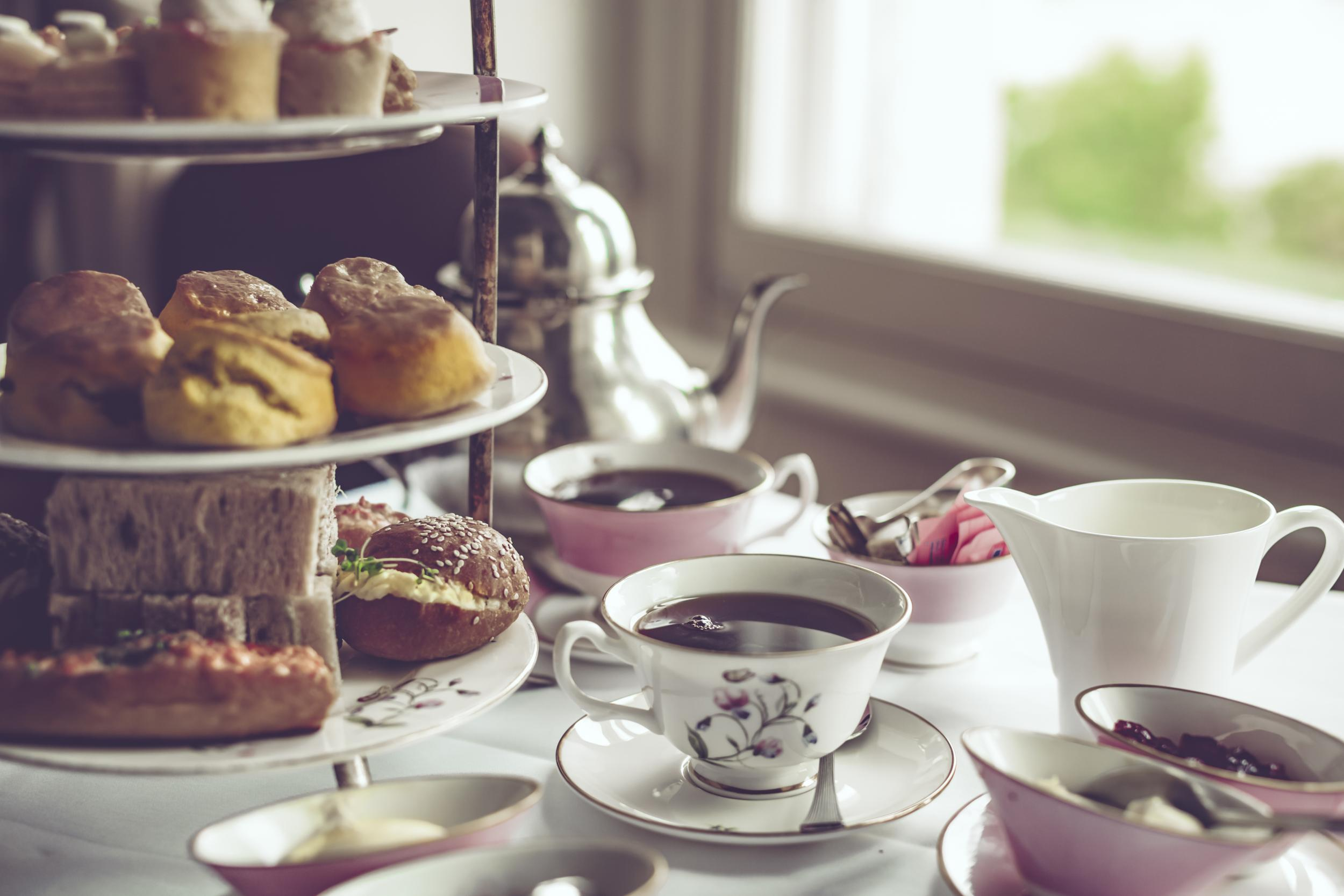 The best hotels in London for afternoon tea