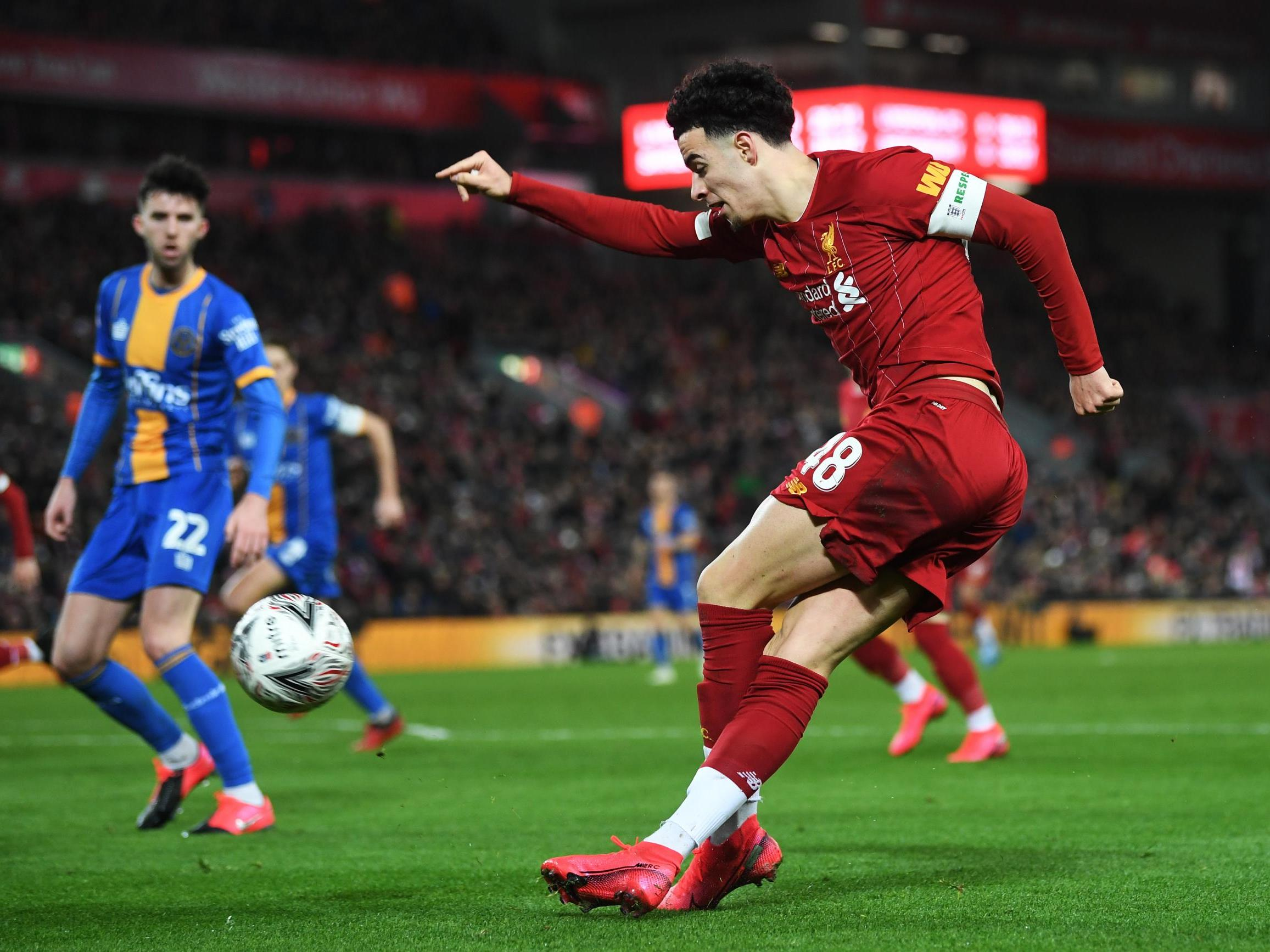 Liverpool vs Shrewsbury: Five things we learned from the FA Cup fourth round replay as Curtis Jones stars
