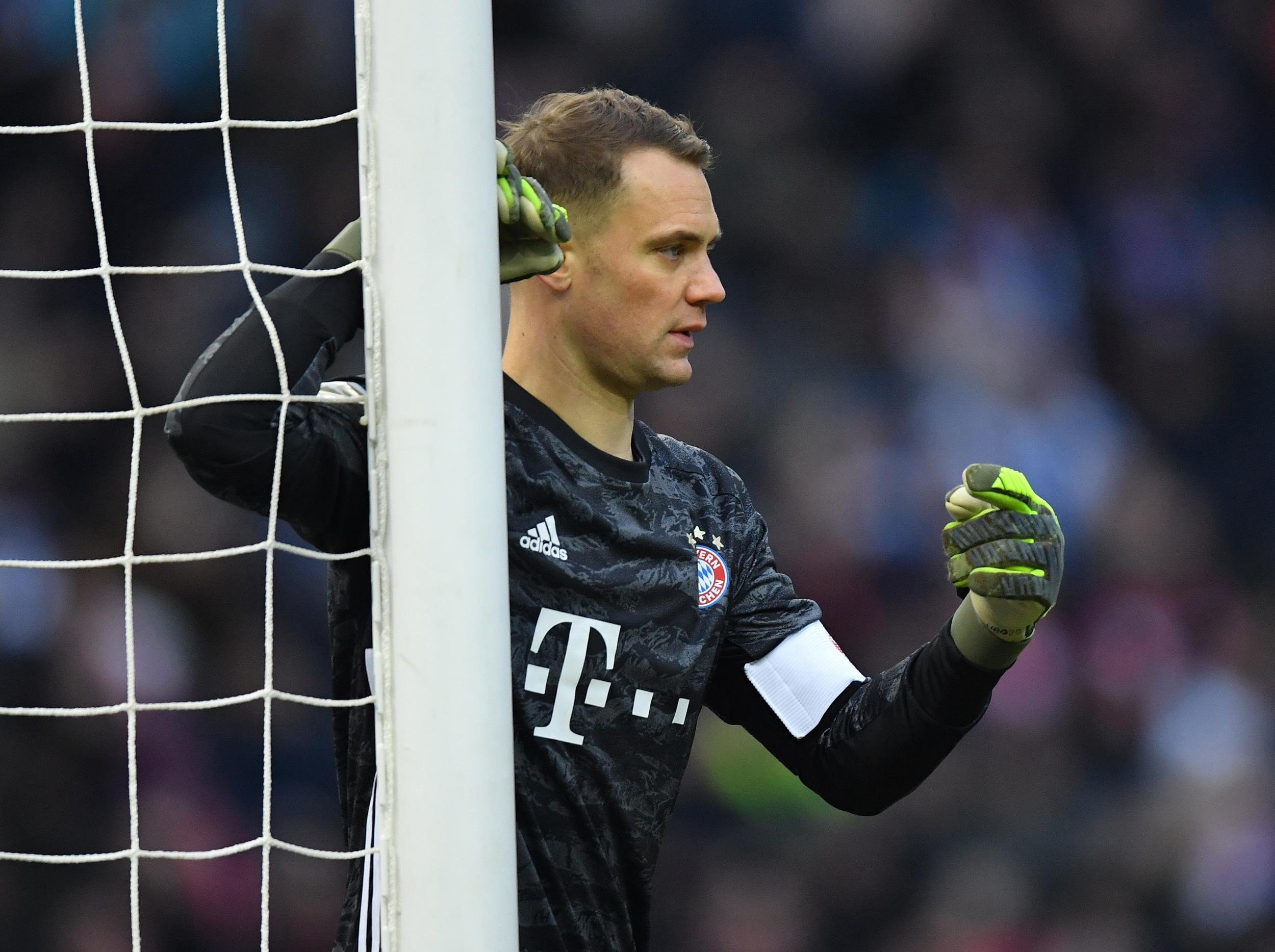 Bayern Munich CEO had to convince Pep Guardiola 'not to play Manuel Neuer in midfield'