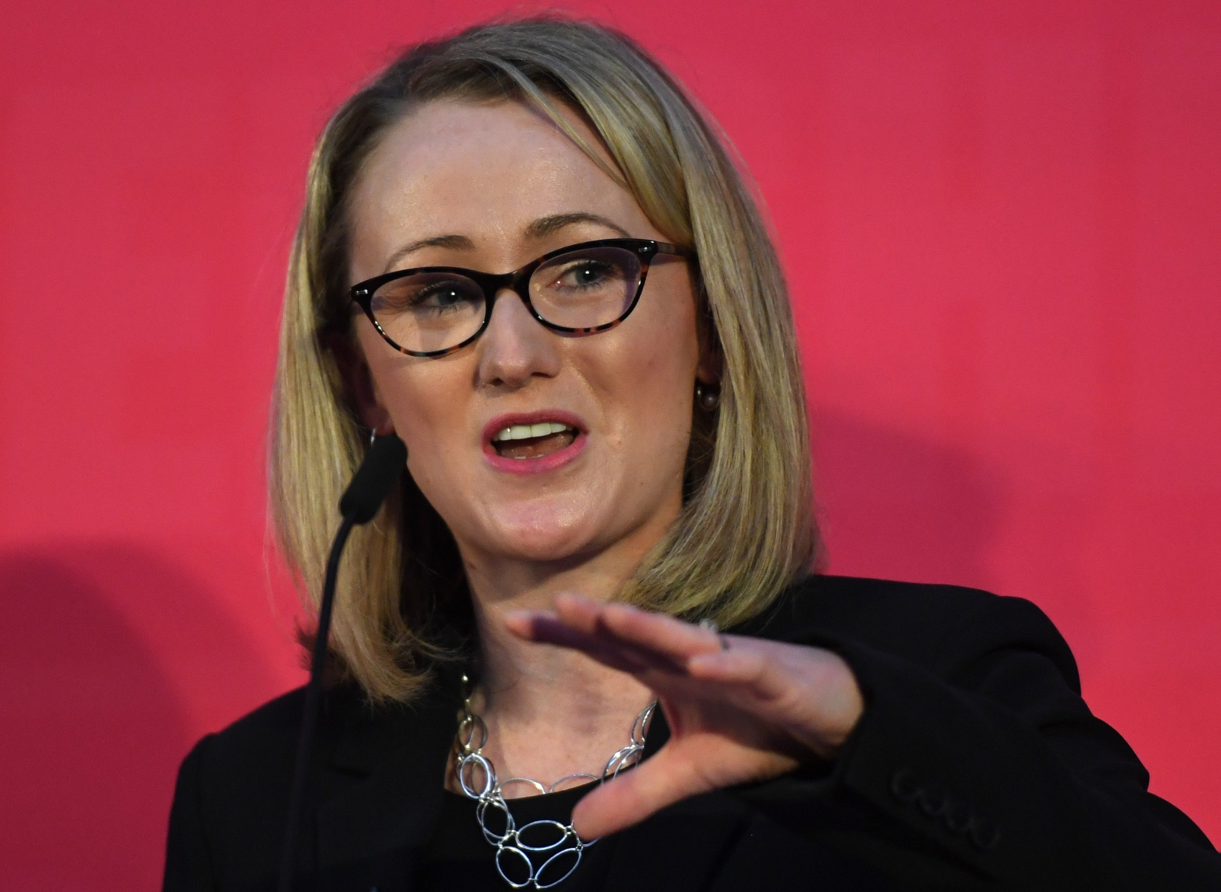 Labour leadership: Rebecca Long-Bailey calls for Heathrow expansion to be ditched to combat climate emergency