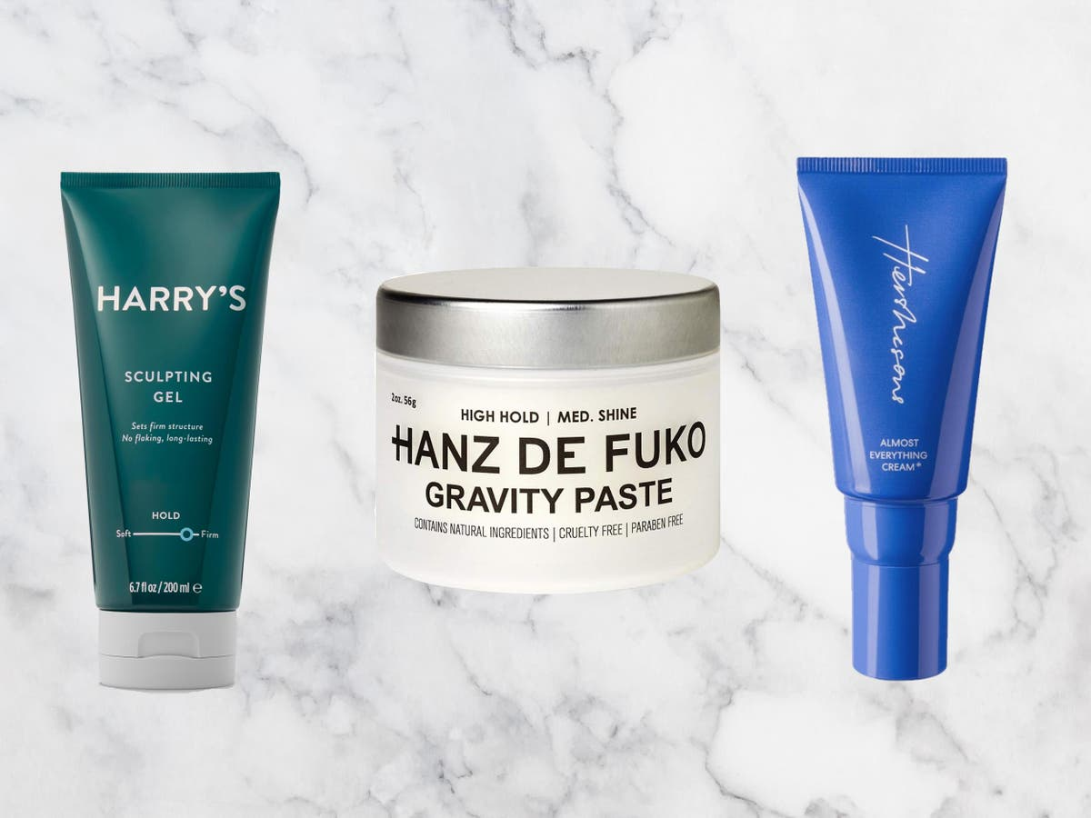 Best Men S Hair Products For Every Style From Clays To Sprays The Independent